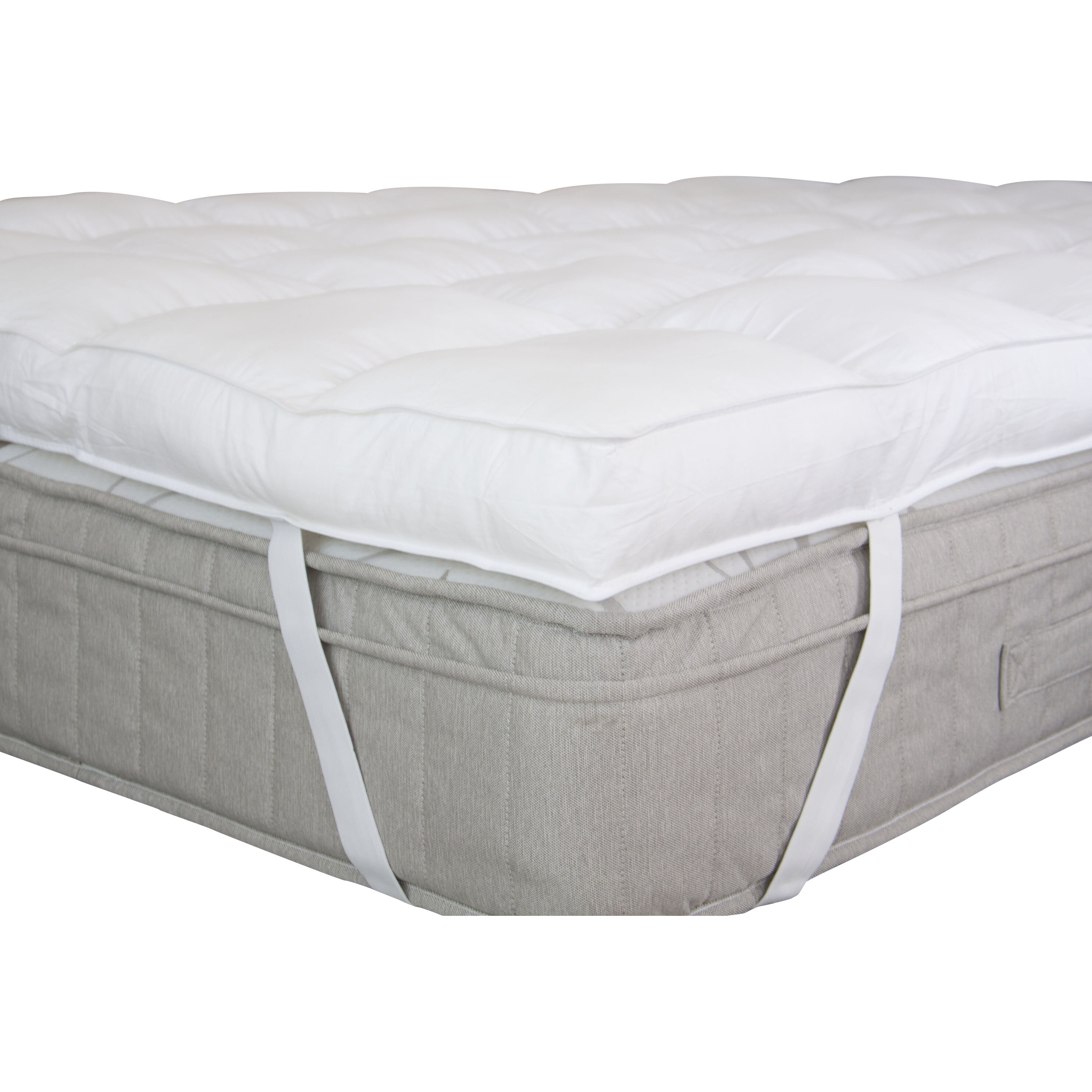 Home Etc Lancashire Hotel Quality Mattress Topper