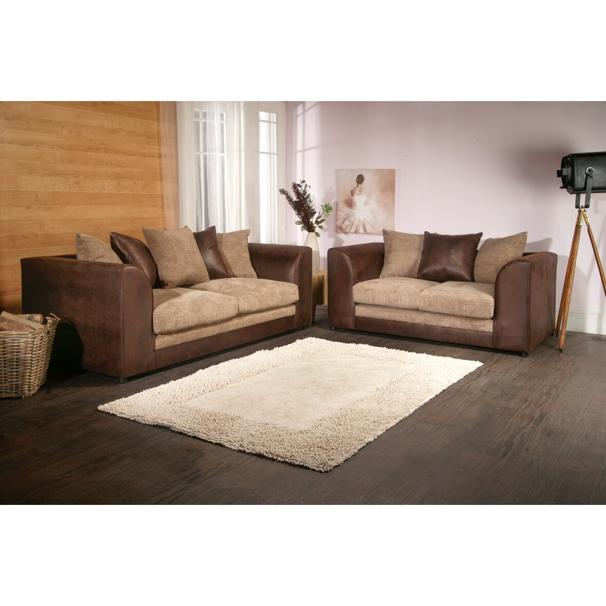 Home Haus Rabi Sofa Set Reviews
