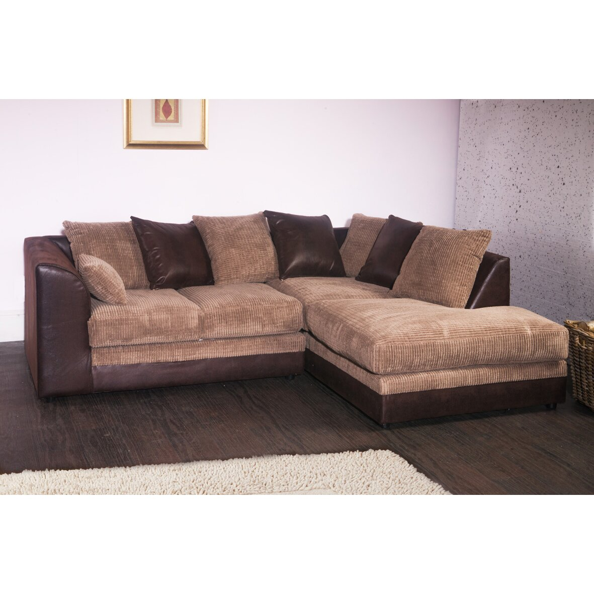 Home Haus Rabi Corner Sofa Reviews