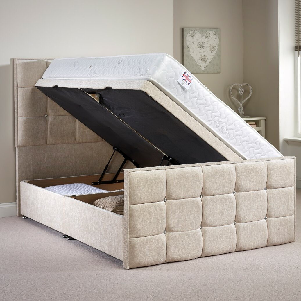 Home Haus Carrow Divan Bed