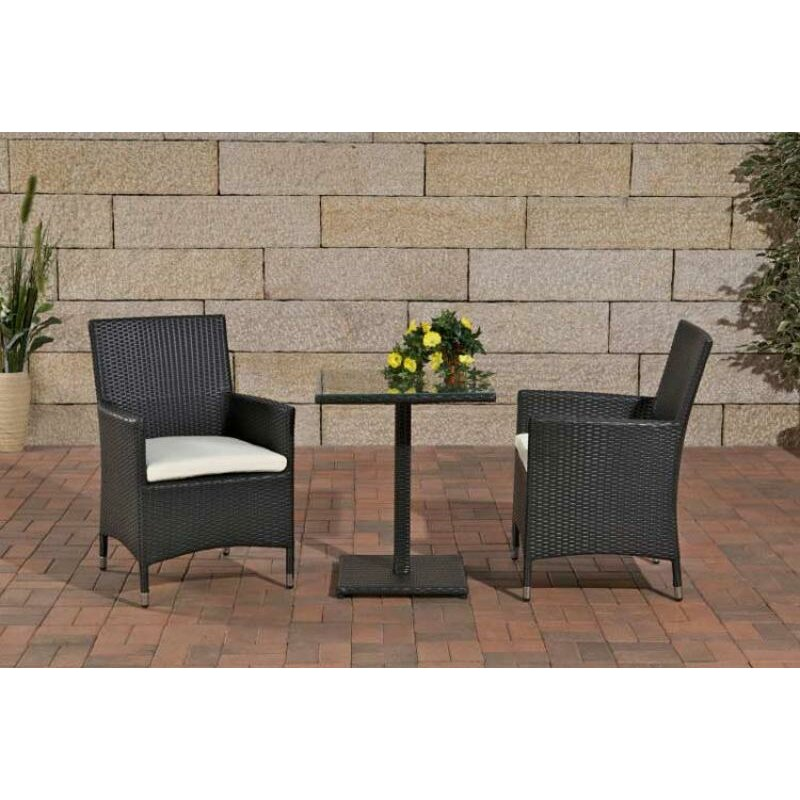 Home Haus Cetus 3 Piece Dining Set Wayfair Uk