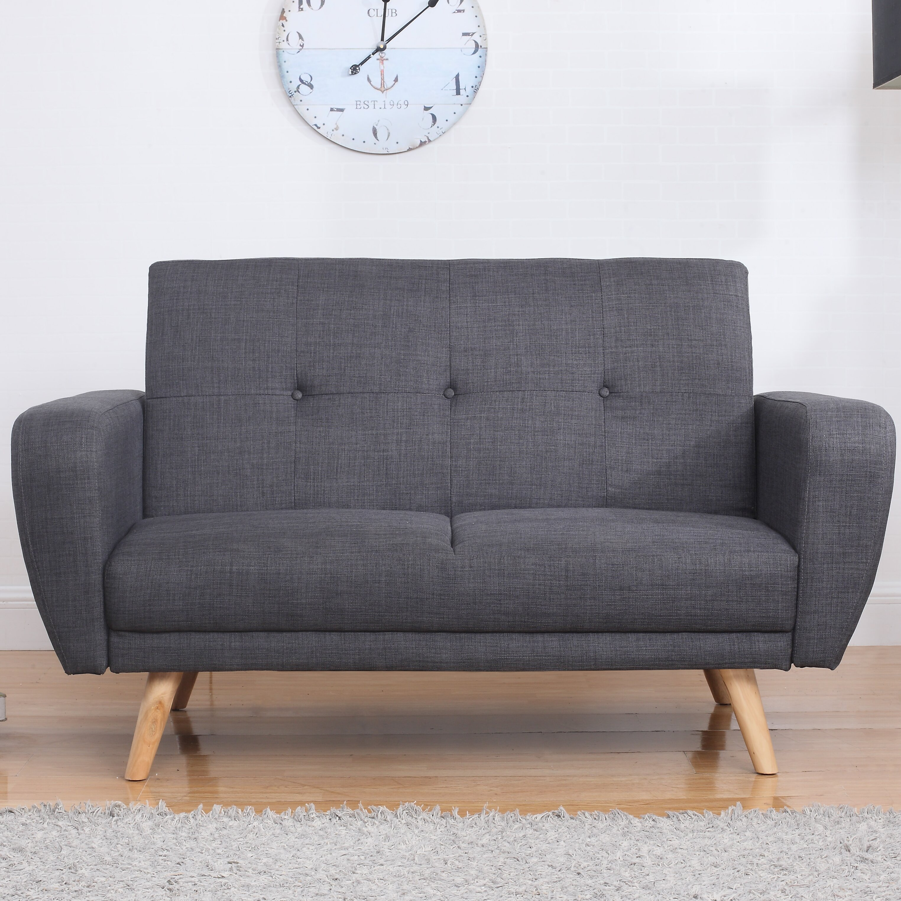 modern sofa beds clic clacs sofa the honoroak. Black Bedroom Furniture Sets. Home Design Ideas