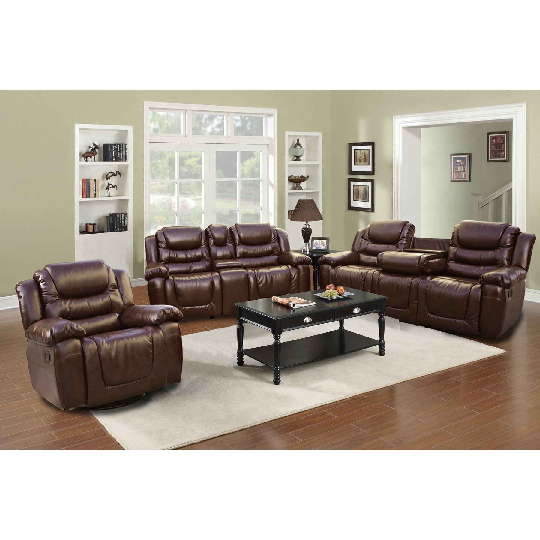 Beverly Fine Furniture Ottawa Living Room Collection Reviews