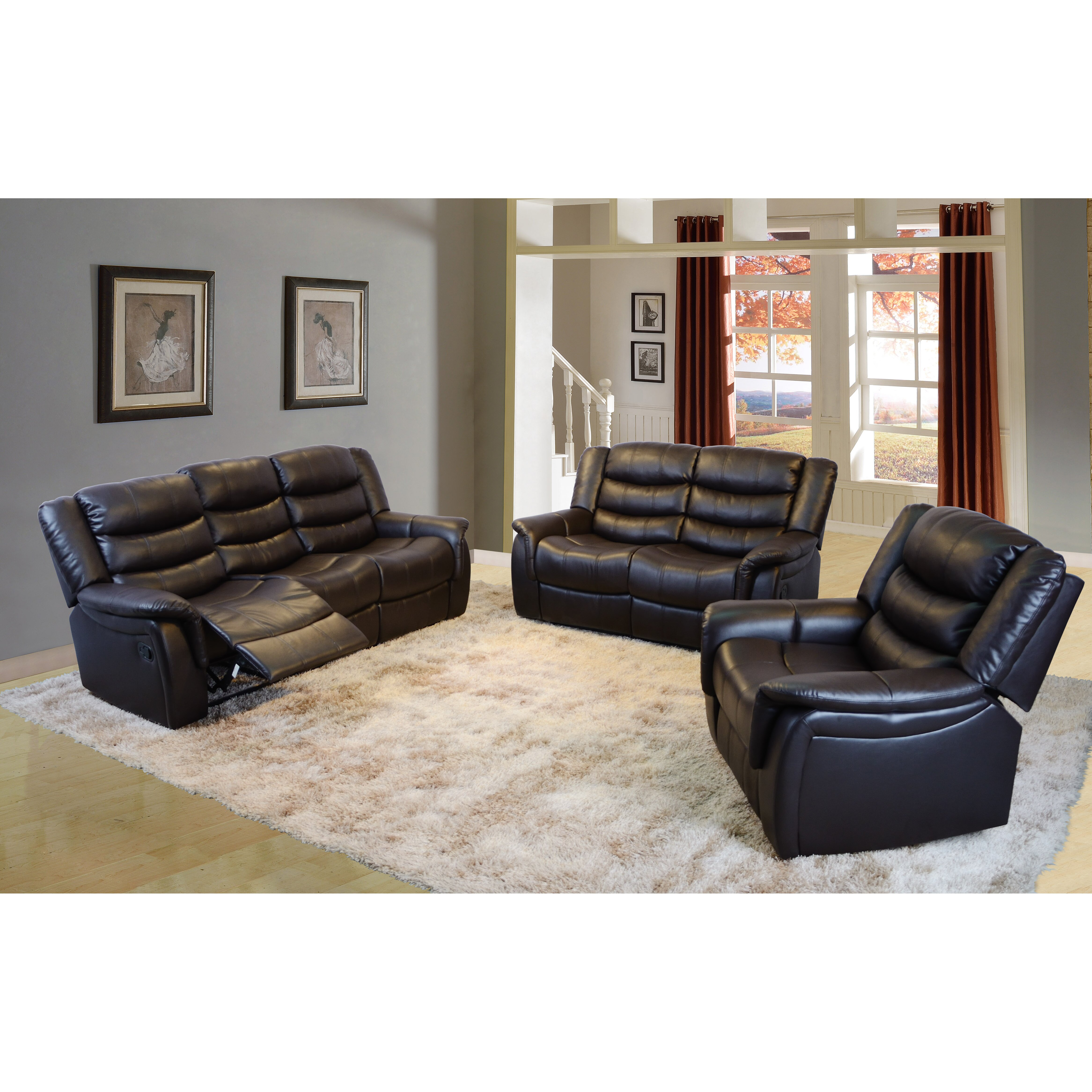 Living Room Collection Furniture Beverly Fine Furniture Madison Living Room Collection Reviews