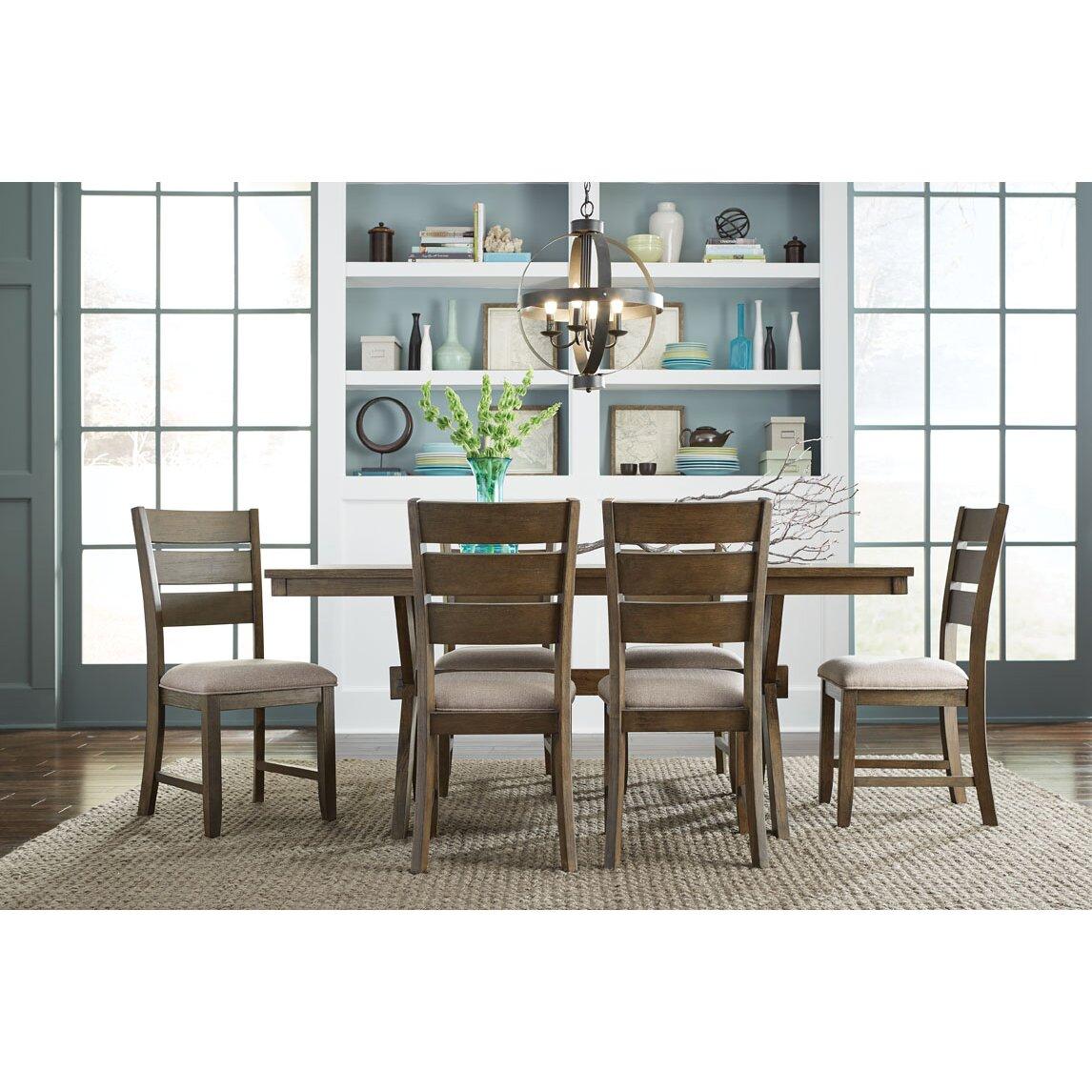 Standard Furniture Dining Room Sets: Standard Furniture 7 Piece Dining Set & Reviews