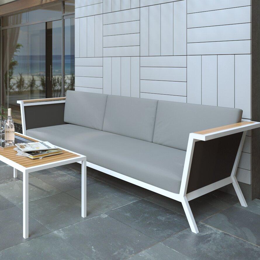 Dwellstudio Outdoor 3 Seater Sofa Reviews