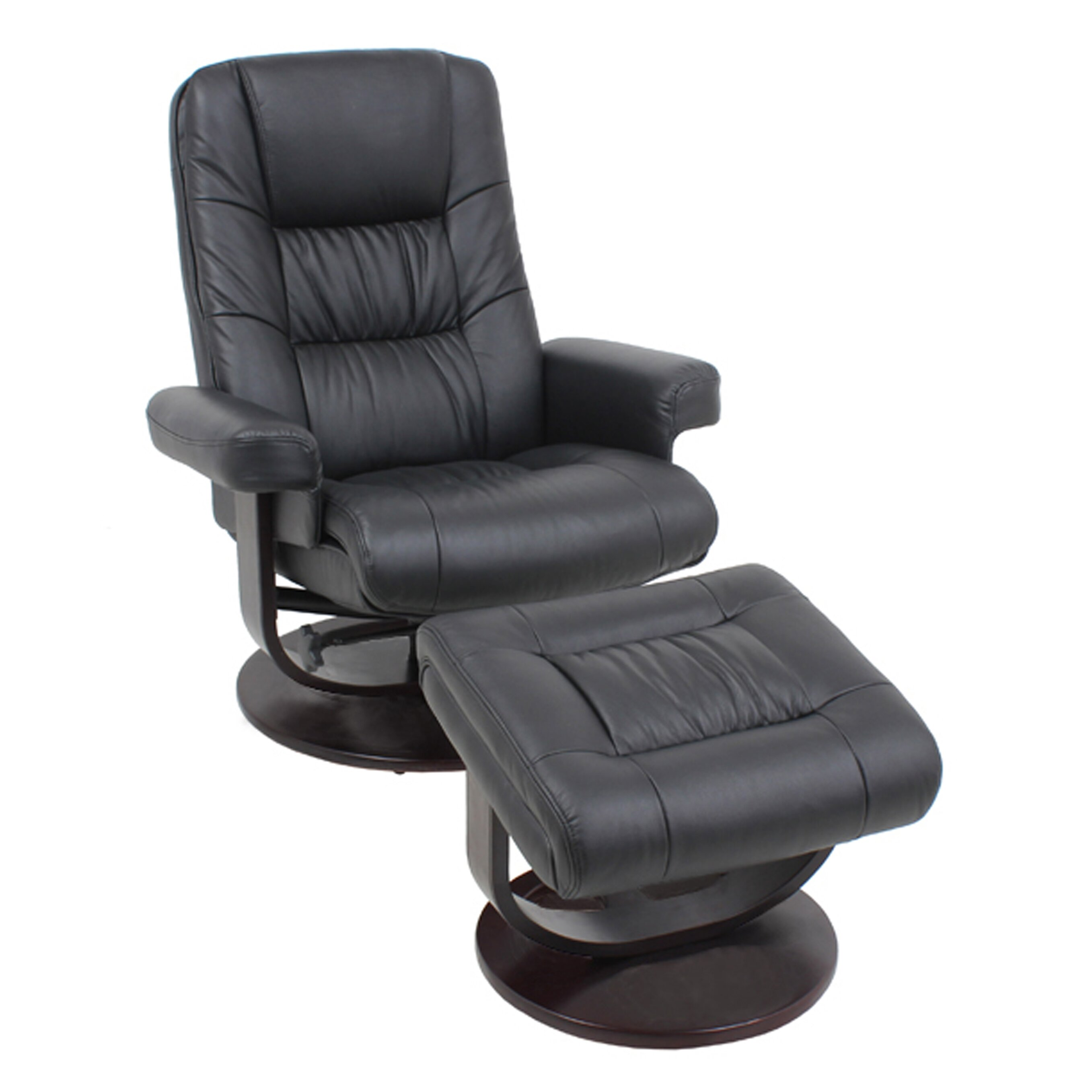 Global Furniture Leather Recliner And