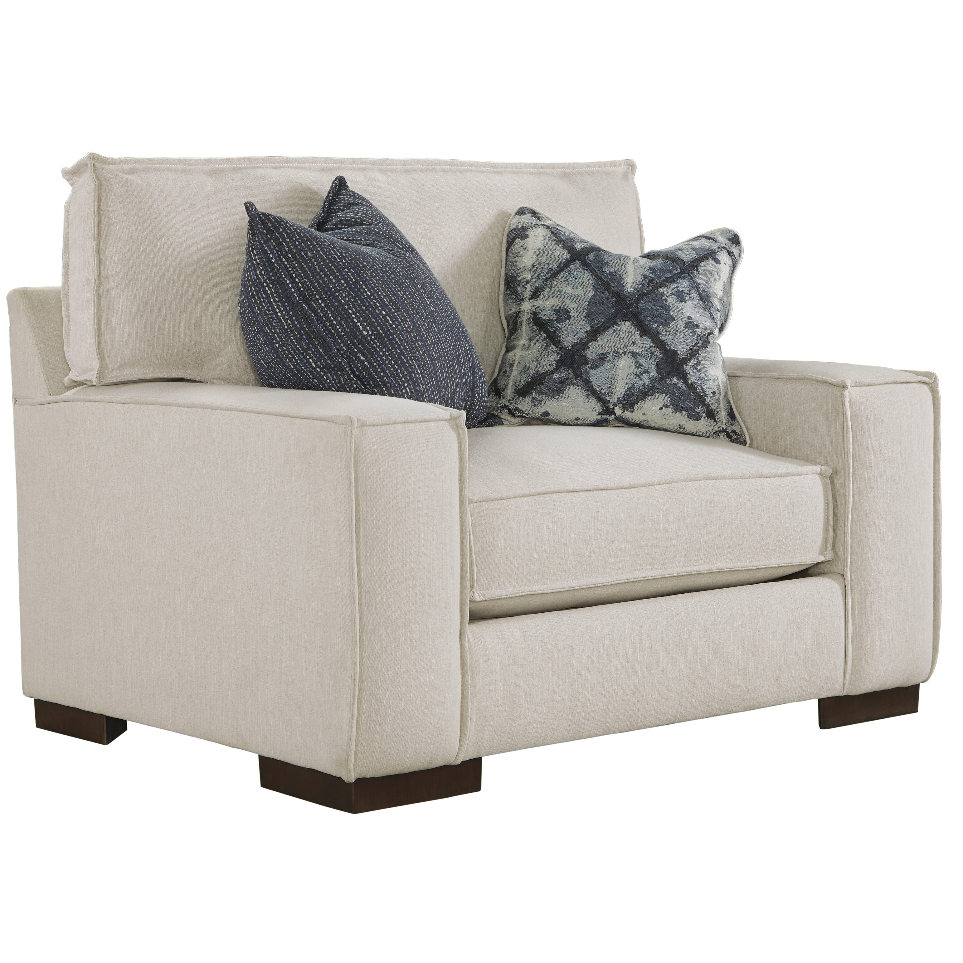 Benchcraft Kendleton Chair And A Half Amp Reviews Wayfair