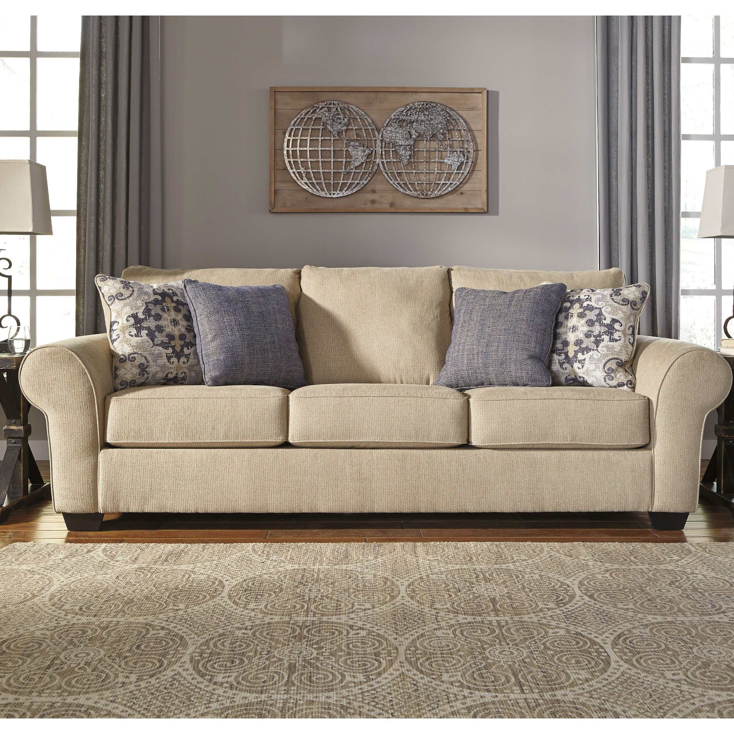 benchcraft sectional reviews benchcraft sofa reviews home the honoroak 1583