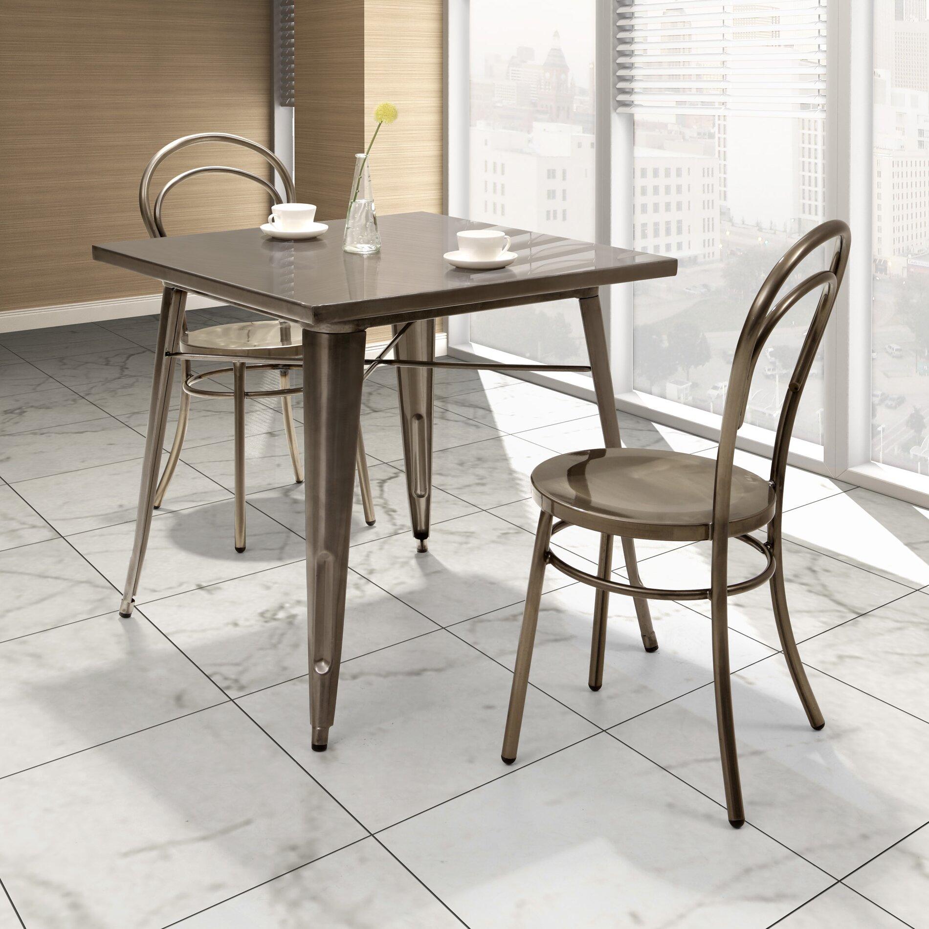 duarte dining table reviews allmodern