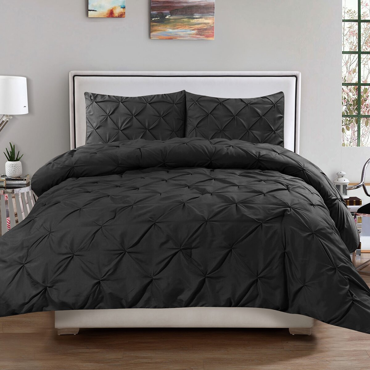 Sweet Home Collection 3 Piece Comforter Set & Reviews ...