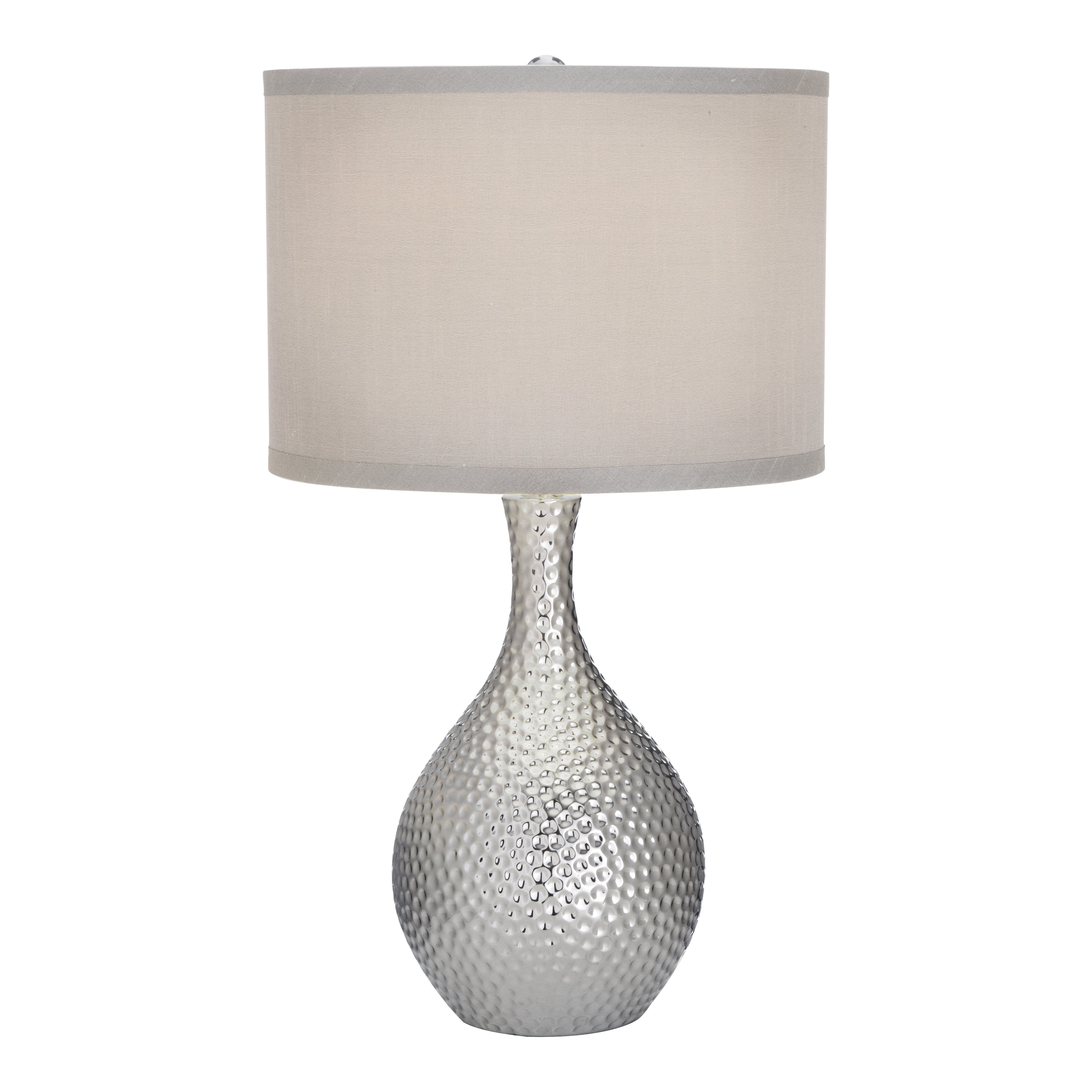 Great night lamps - Gama 21 5 Table Lamp With Drum Shade