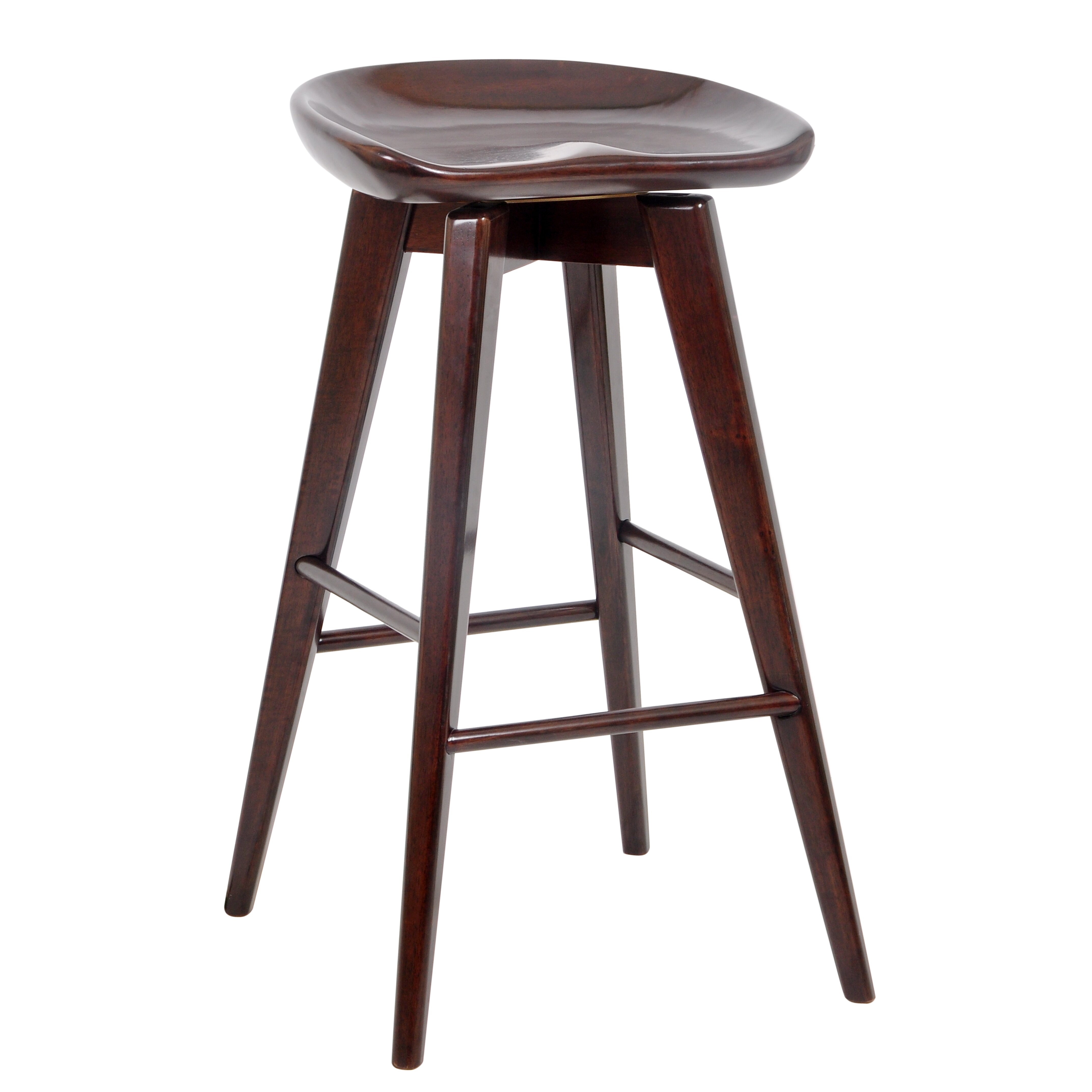 Venus 24 Quot Swivel Bar Stool Amp Reviews Allmodern