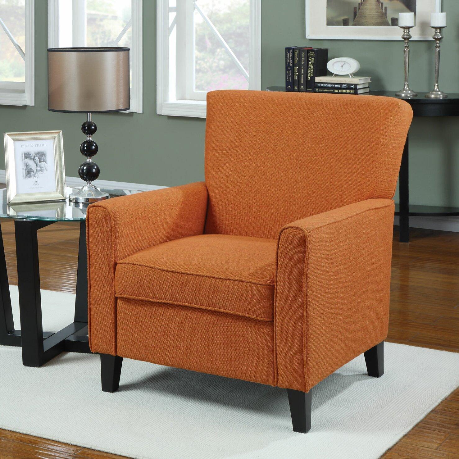 Living Room Arm Chairs Mercury Row Ashbaugh Arm Chair Reviews Wayfair