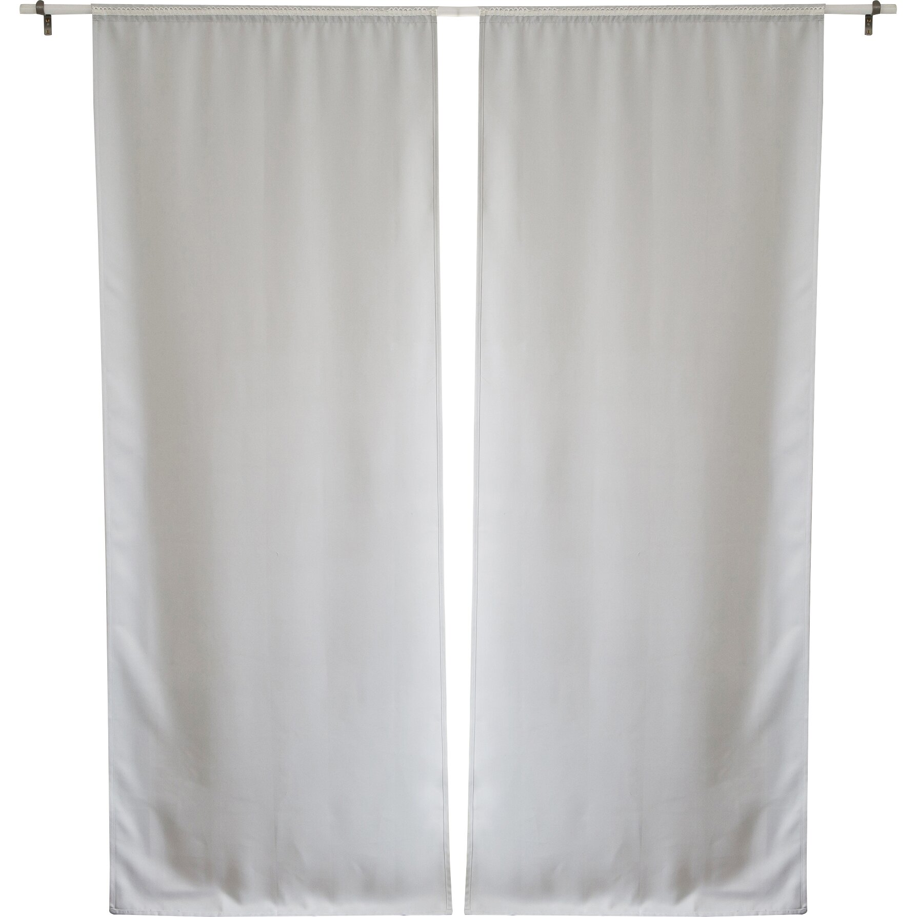 Best Home Fashion Inc Blackout Thermal Curtain Panel Liner