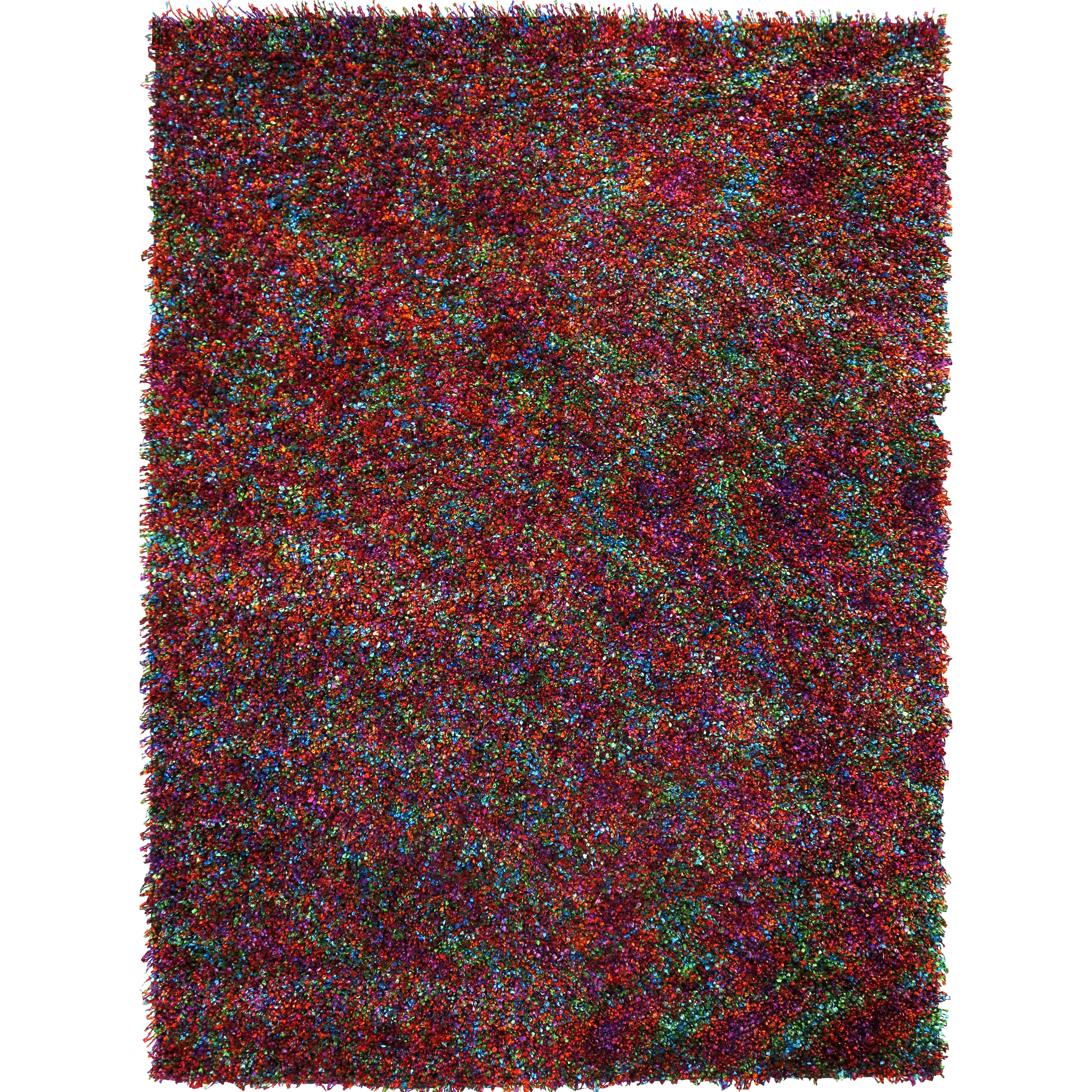 Foreign Accents Starburst Rainbow Area Rug