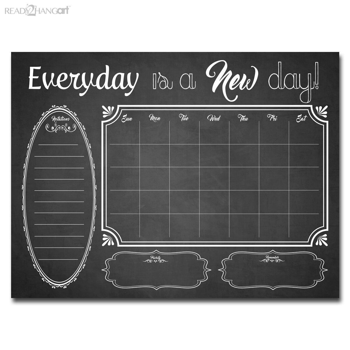 Retro Chalkboards For Kitchen Message Boards Youll Love Wayfair