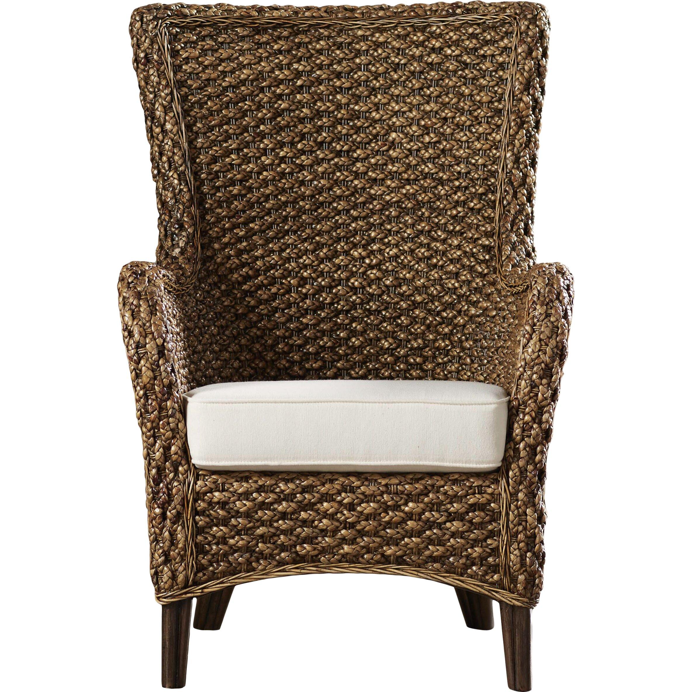 Panama Jack Sunroom Sanibel Lounge Chair With Cushion
