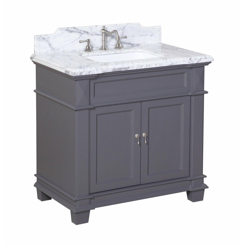 kitchen bath collection elizabeth single bathroom vanity kbcl