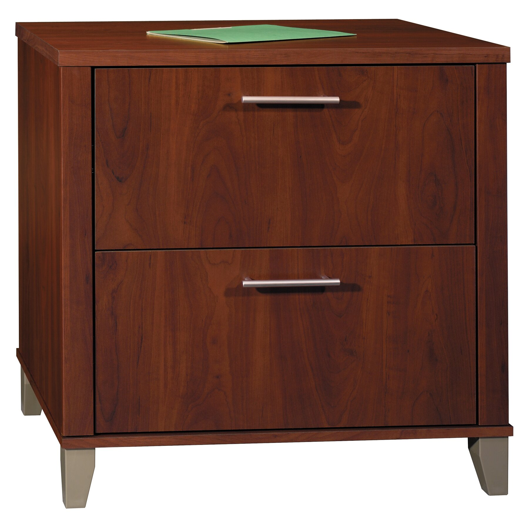 Wood Lateral File Cabinet 2 Drawer Red Barrel Studio Chase 2 Drawer Lateral Filing Cabinet Reviews
