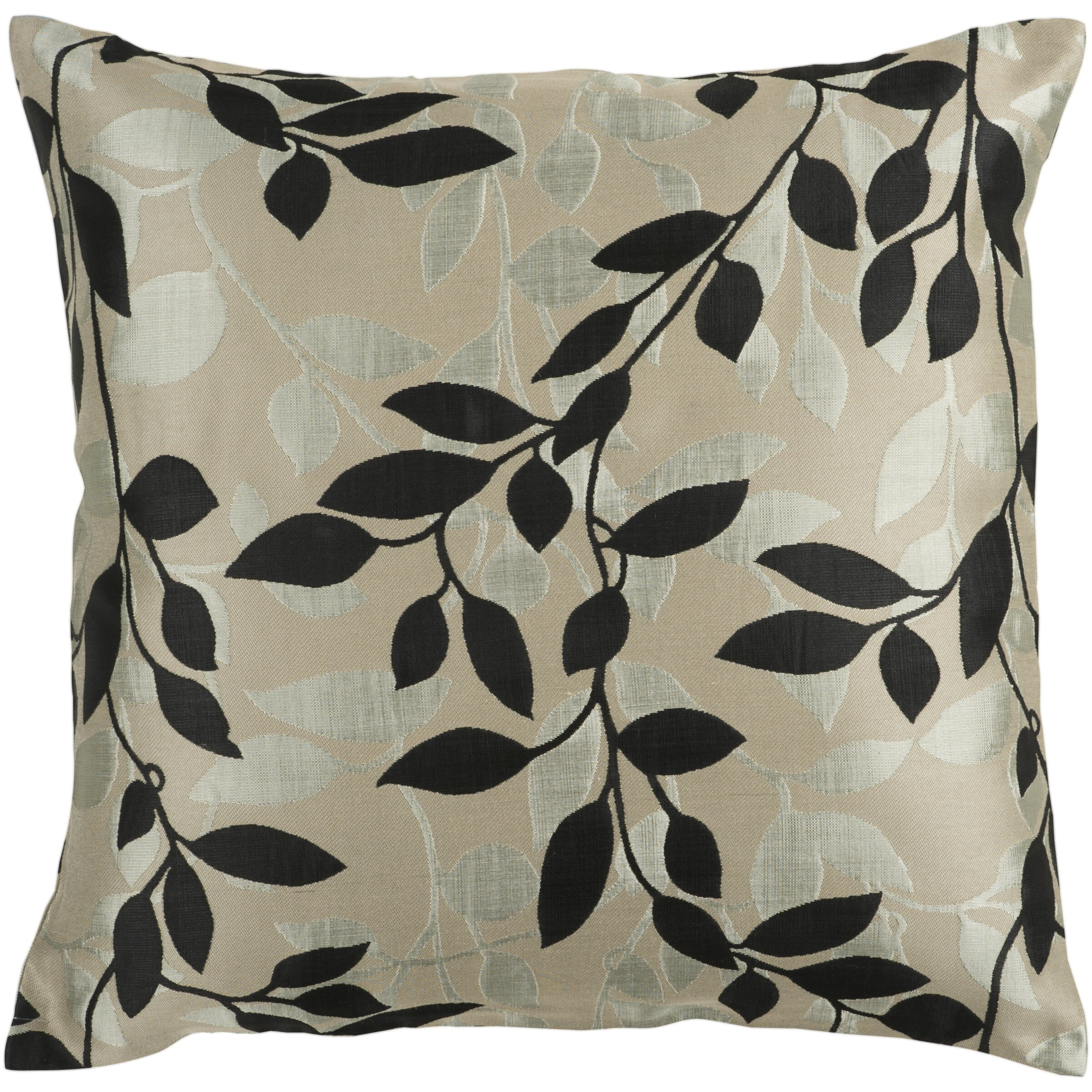 Red Barrel Studio Midnight Flowering Throw Pillow & Reviews Wayfair.ca