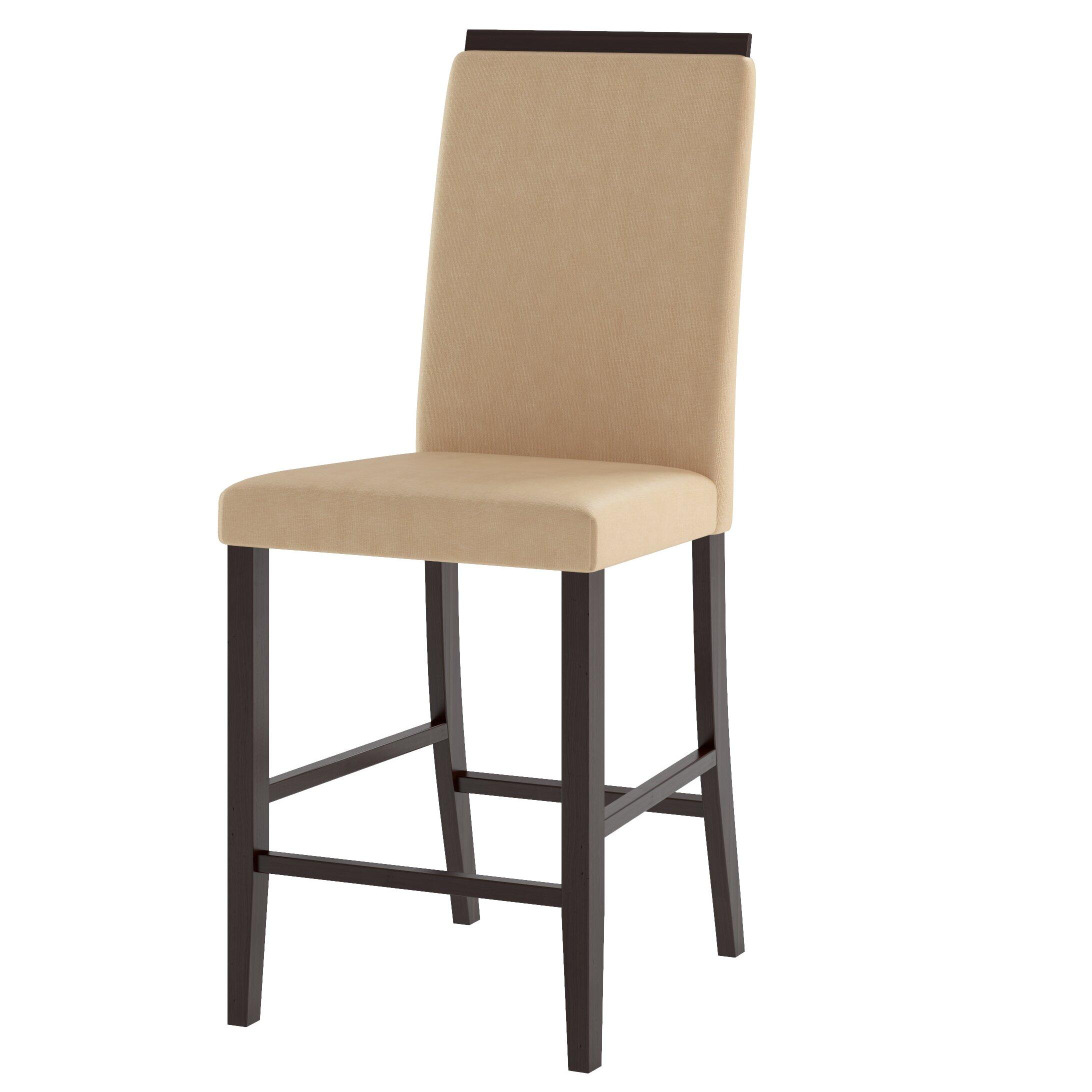 ... Barrel Studio Burgess Counter Height Parsons Chair & Reviews Wayfair