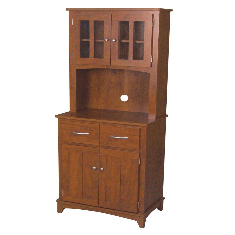 Microwave Furniture Cabinet Red Barrel Studio Argenziano Microwave Cart Reviews Wayfair