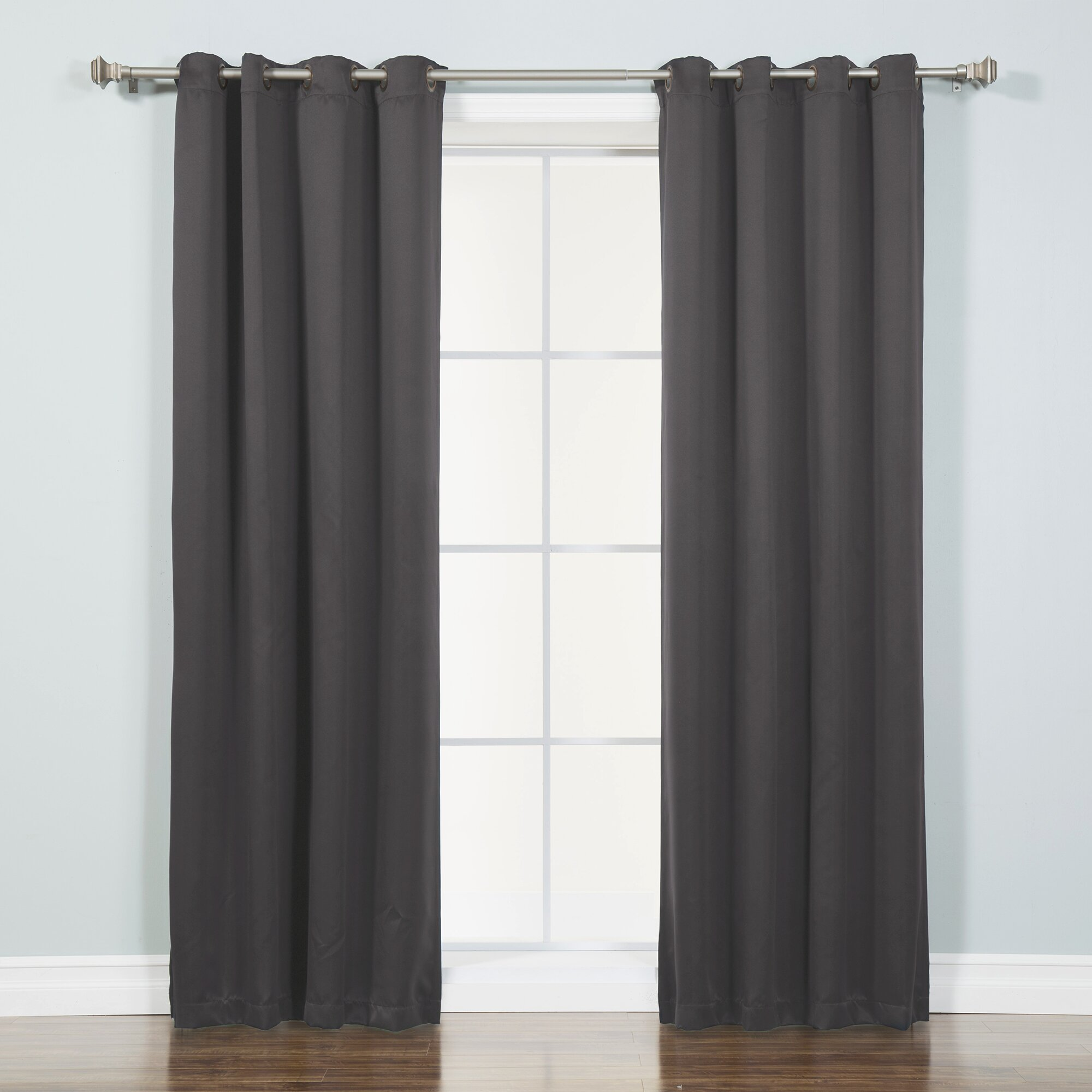 Red Barrel Studio Fairhaven Basic Blackout Thermal Curtain