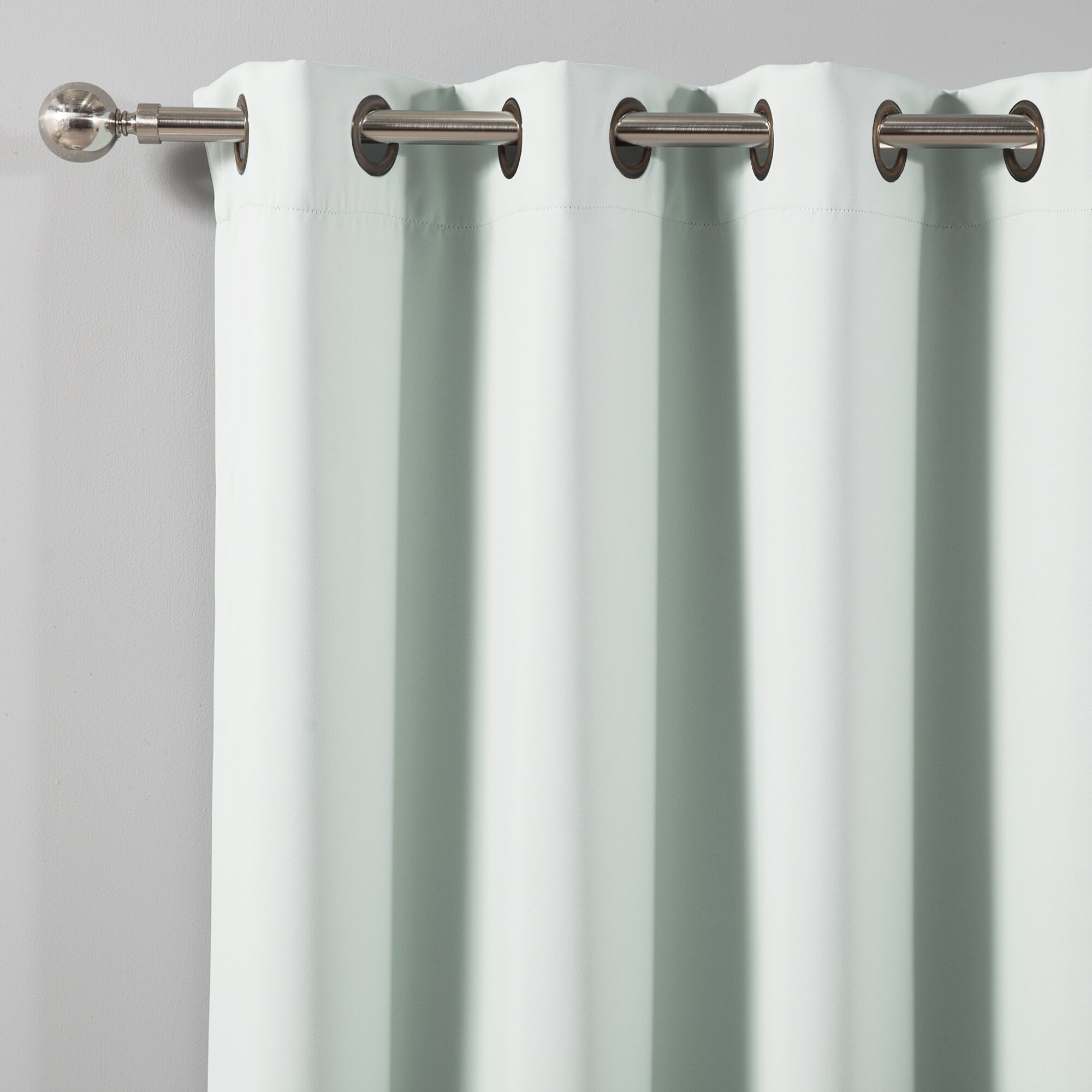 how to make basic curtain panels