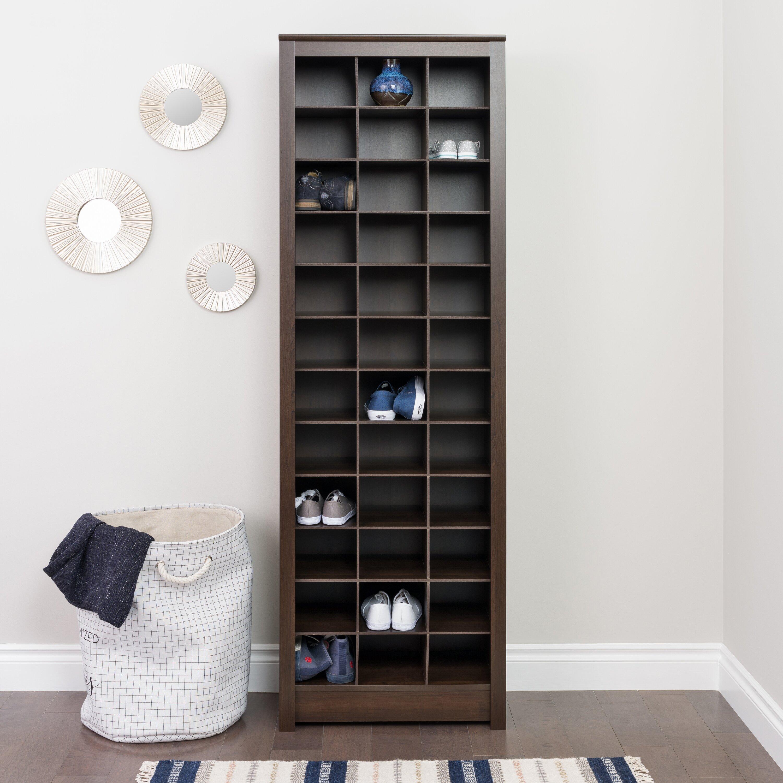 Slim Shoe Cabinet Shoe Storage Shoe Organizers Youll Love Wayfair