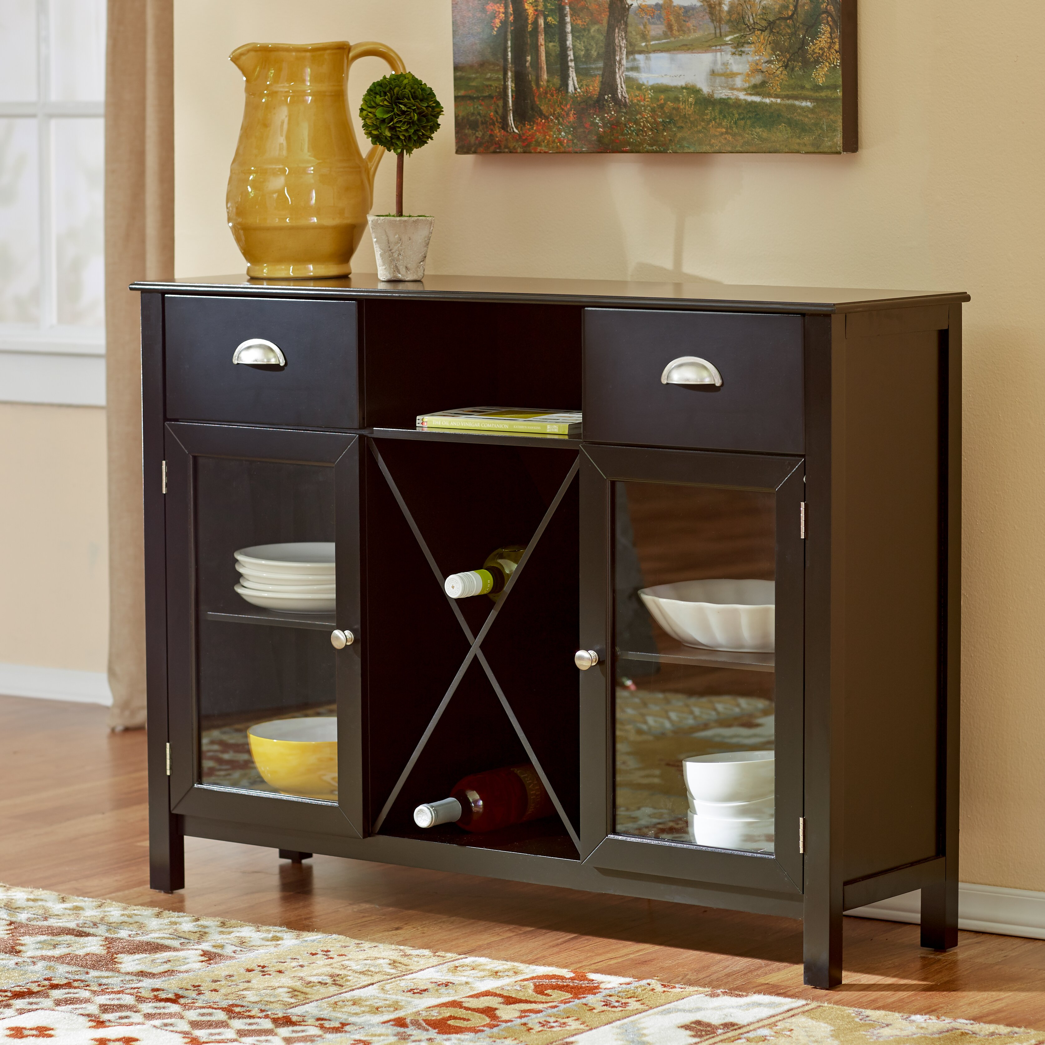 Sideboards Buffet Tables Youll Love Wayfair. Custom Made ...