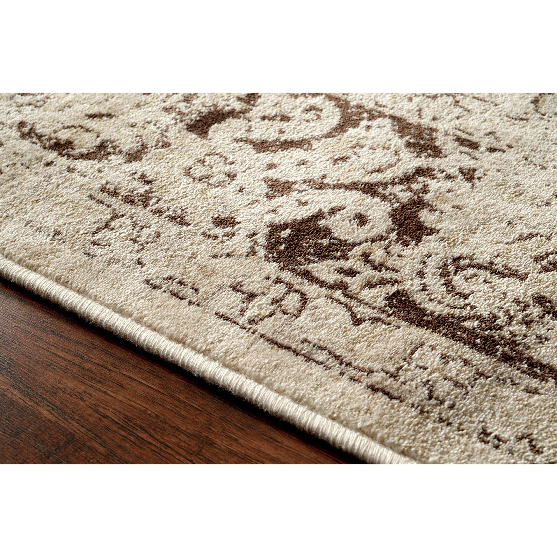 Nuloom Crandall Turquoise Area Rug Reviews: Nuloom Inc Vintage Ivory Area Rug & Reviews