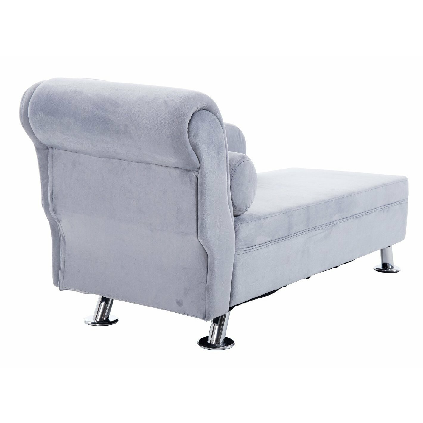 Homcom deluxe chaise longue reviews wayfair uk for Chaise longue 2 personnes