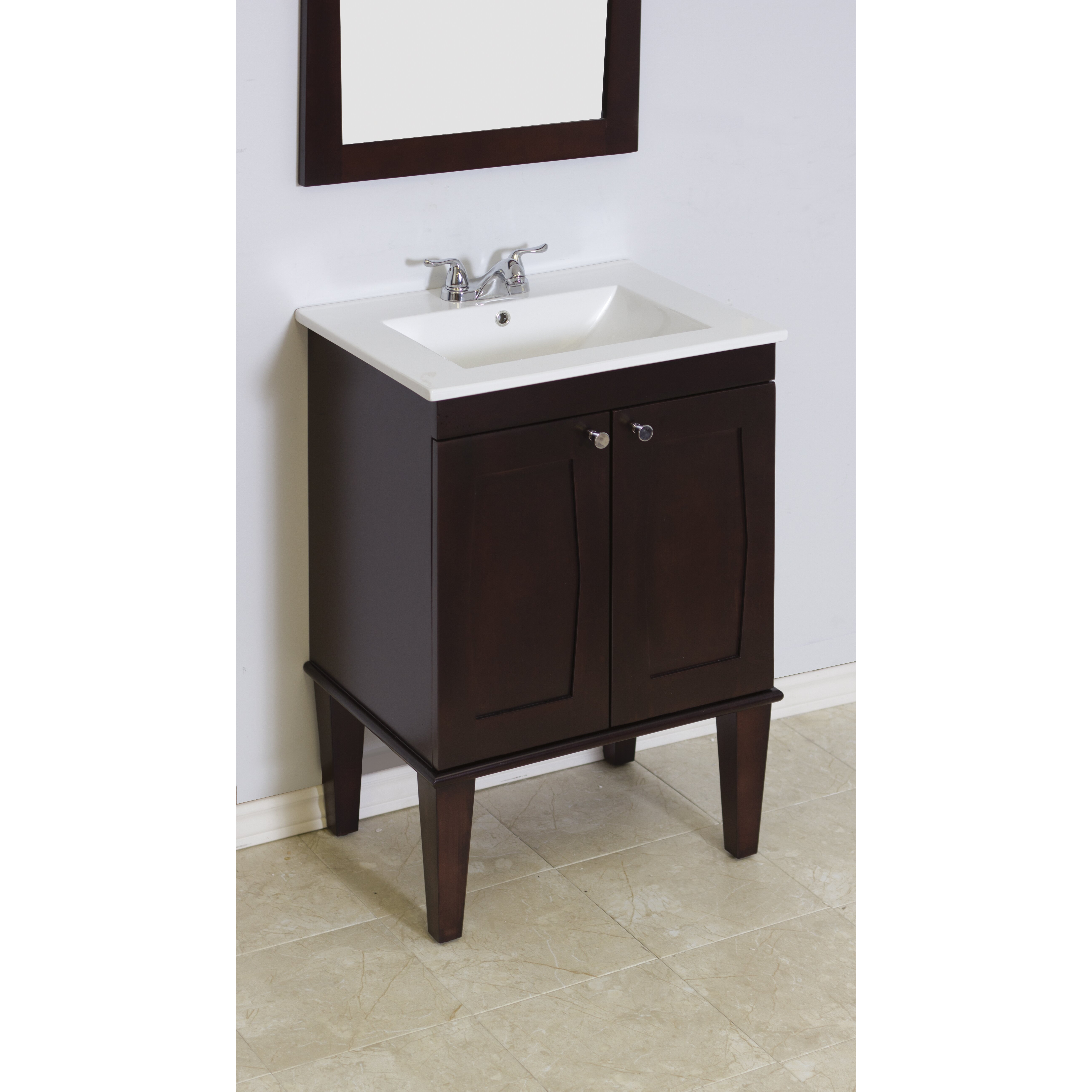 American imaginations 32 single transitional bathroom vanity set wayfair Transitional bathroom vanities