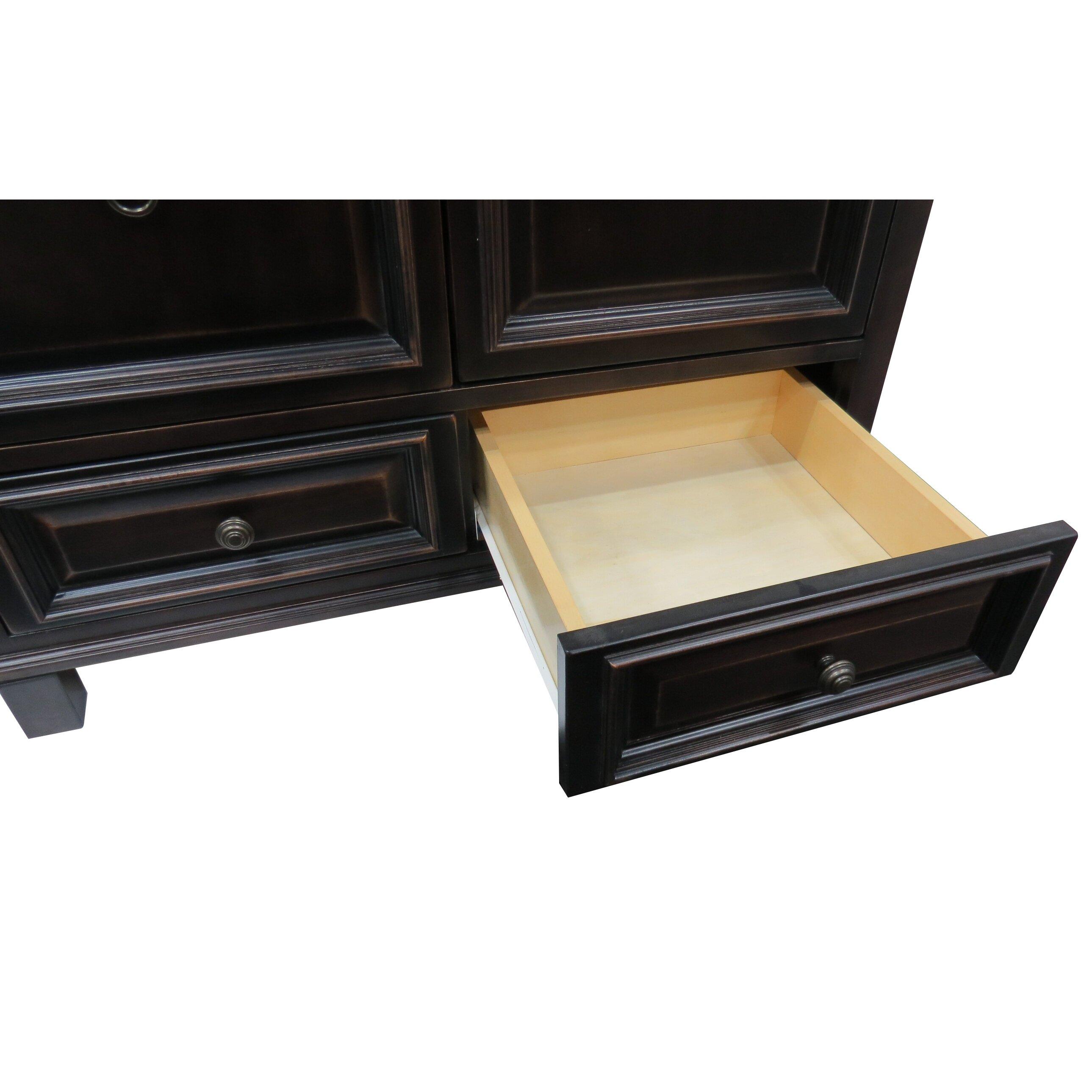 Sunnywood Kitchen Cabinets Sunny Wood Barton Hill 36 Bathroom Vanity Base Reviews Wayfair
