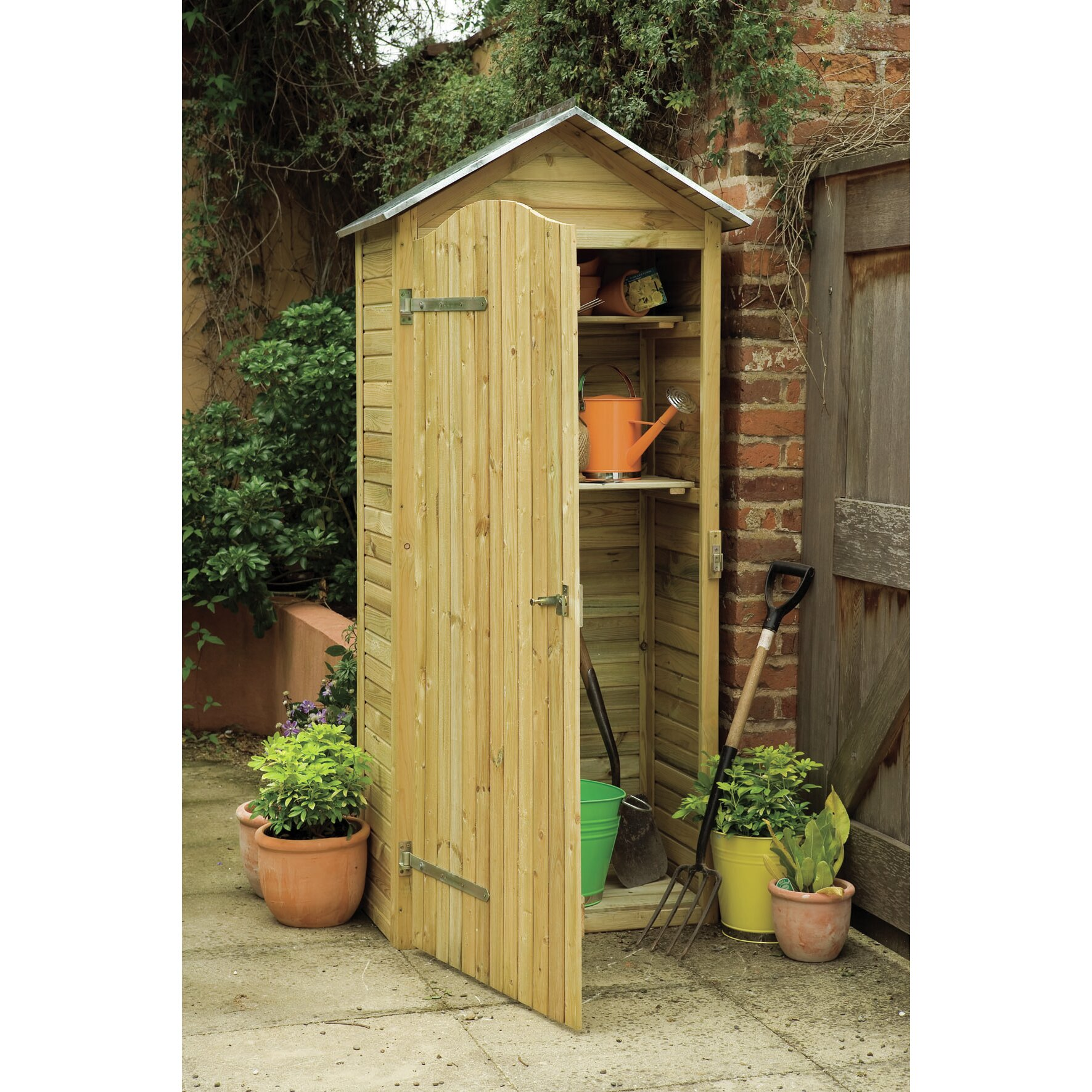 Forest garden 3 x 2 wooden tool shed reviews for Garden shed 2 x 2