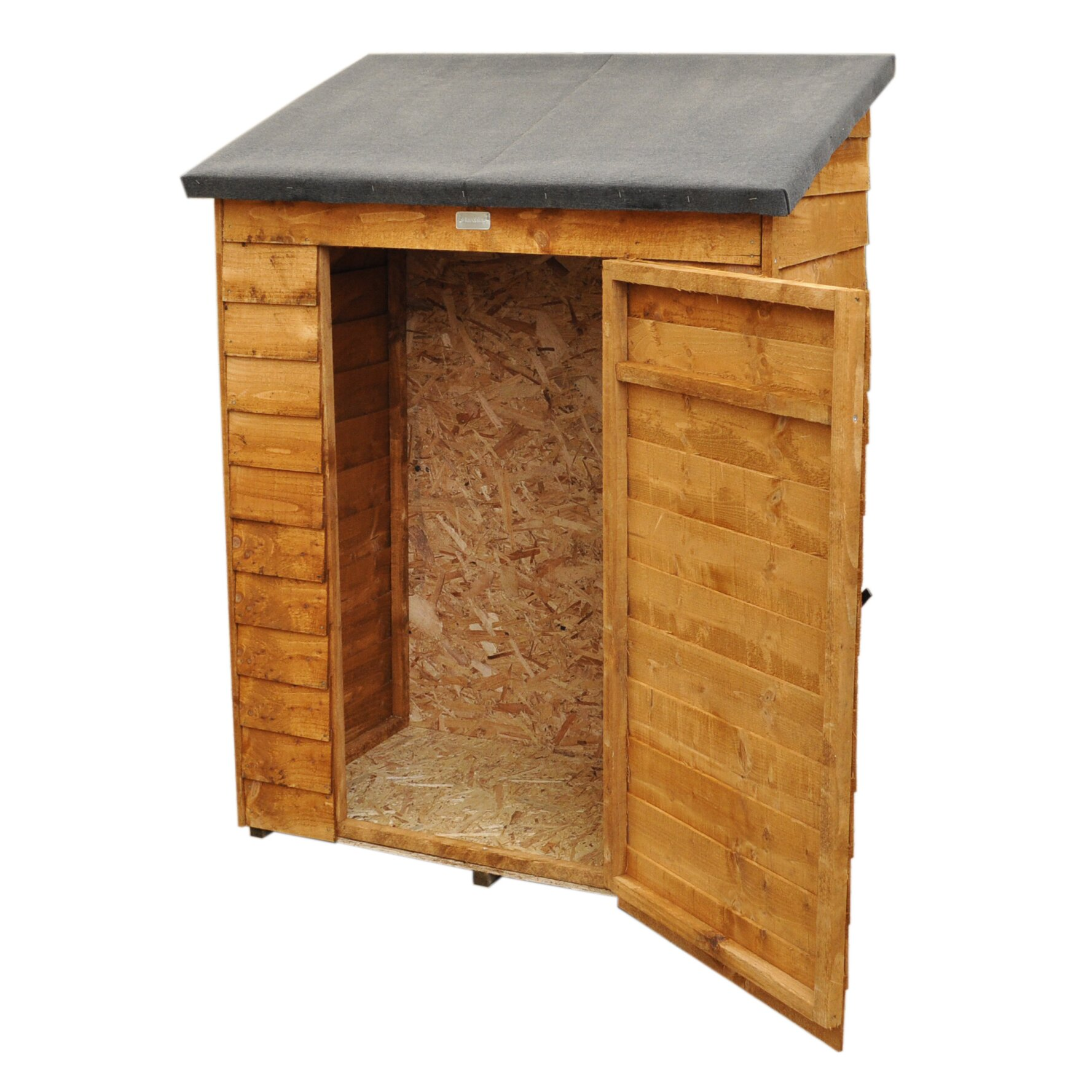 Forest garden 4 x 2 wooden lean to shed reviews for Garden shed 4 x 2