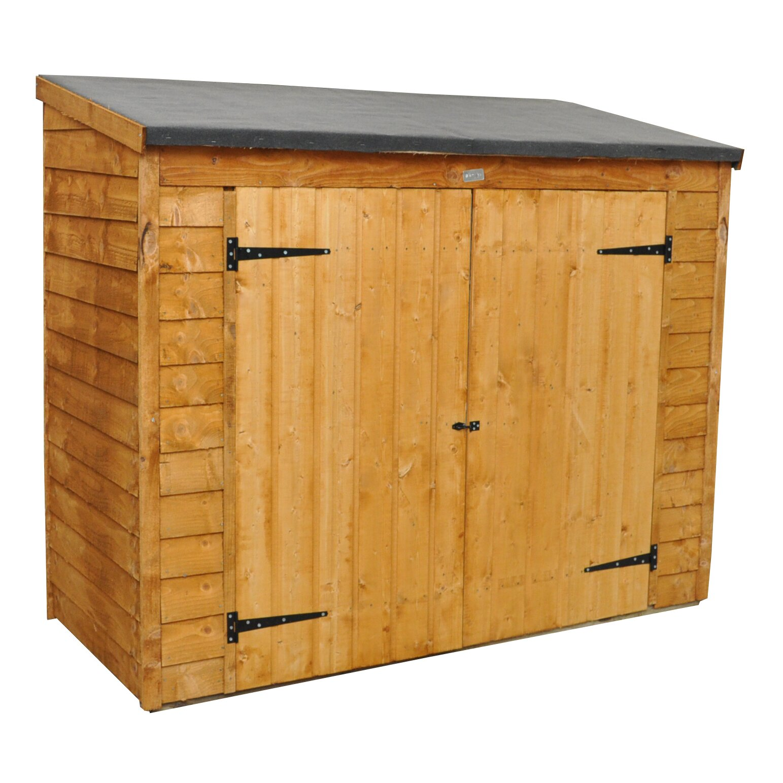 forest garden 6ft x 3ft wooden tool shed reviews