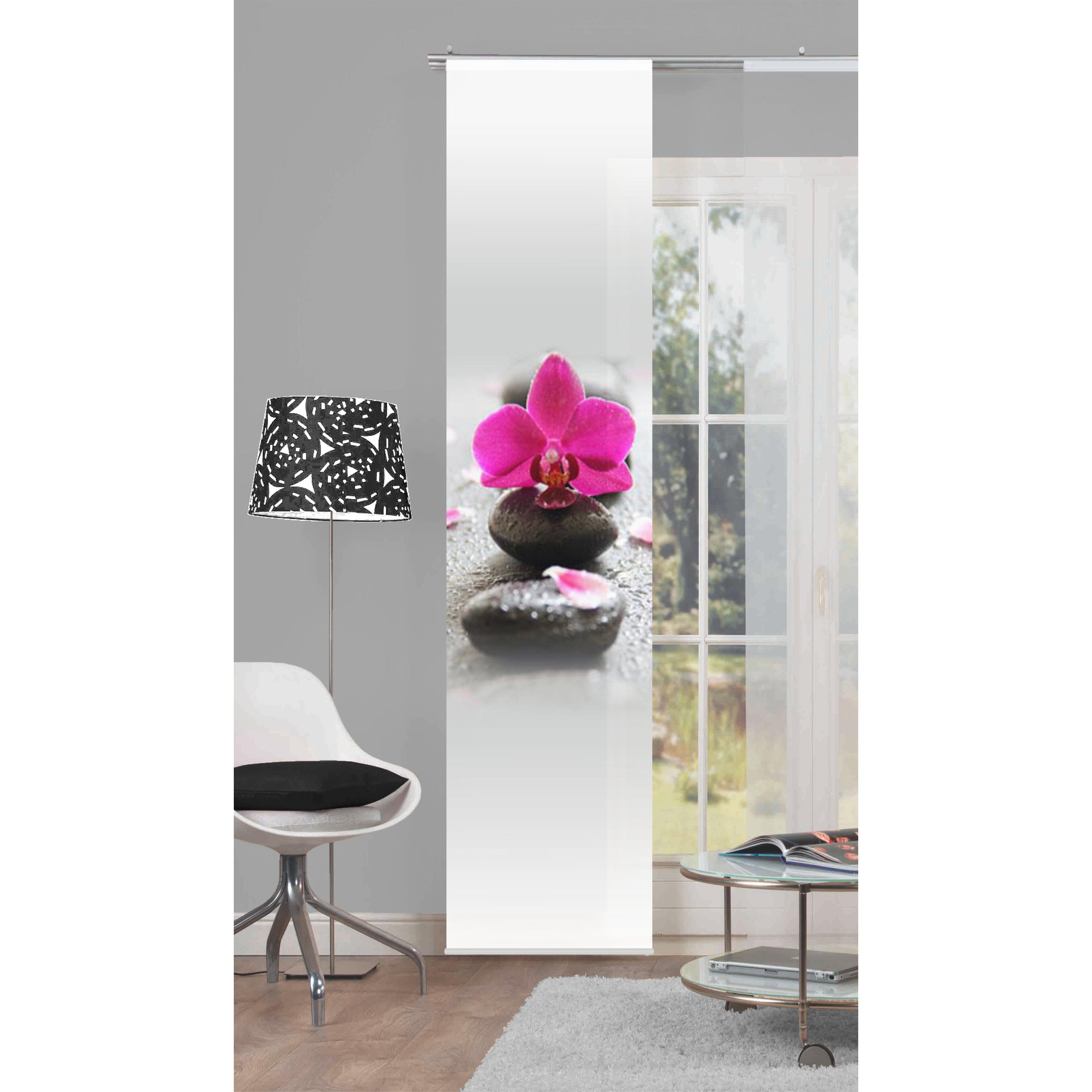 home wohnideen gardine bondy. Black Bedroom Furniture Sets. Home Design Ideas