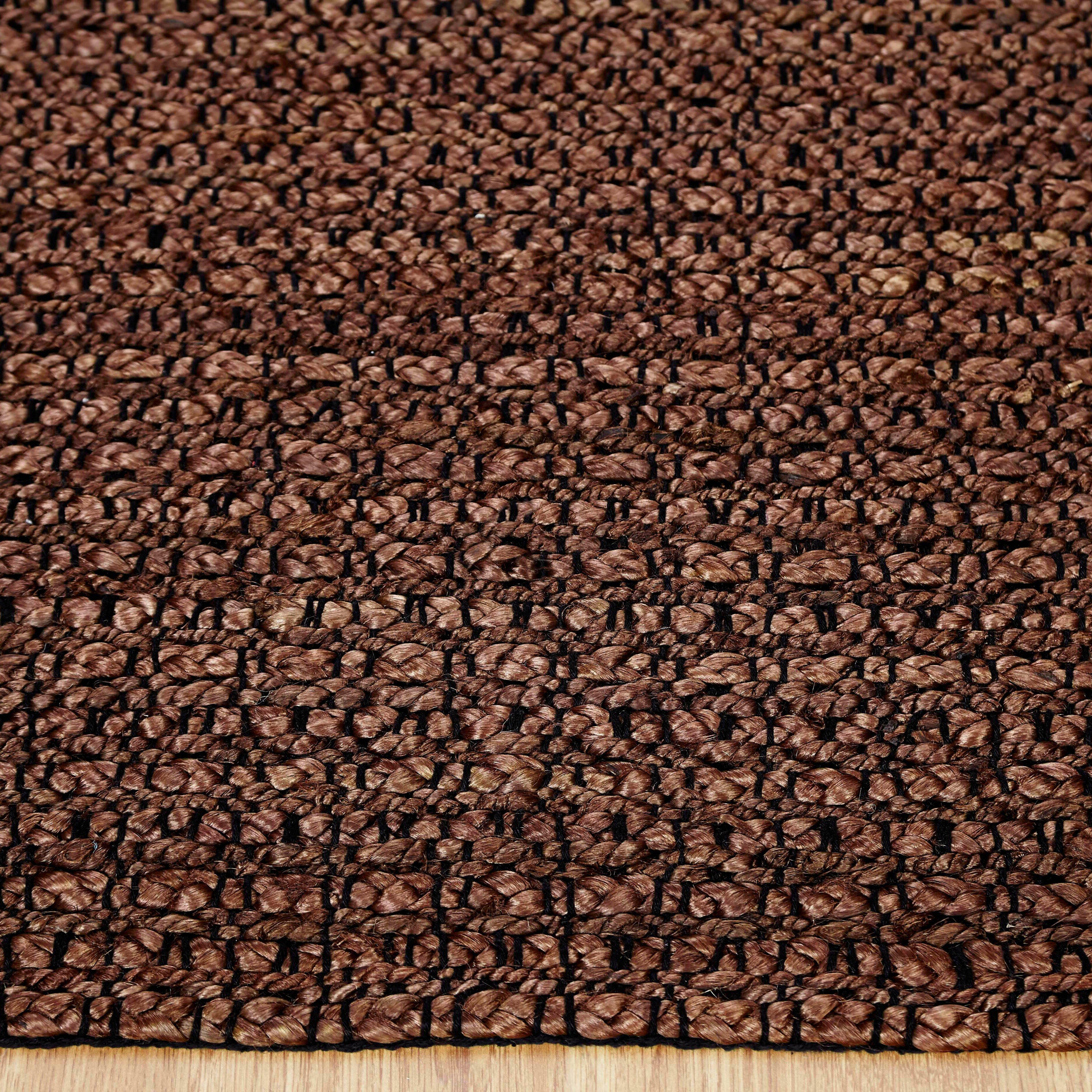 Oriental Weavers Handgewebter Teppich Oslo in Mokka