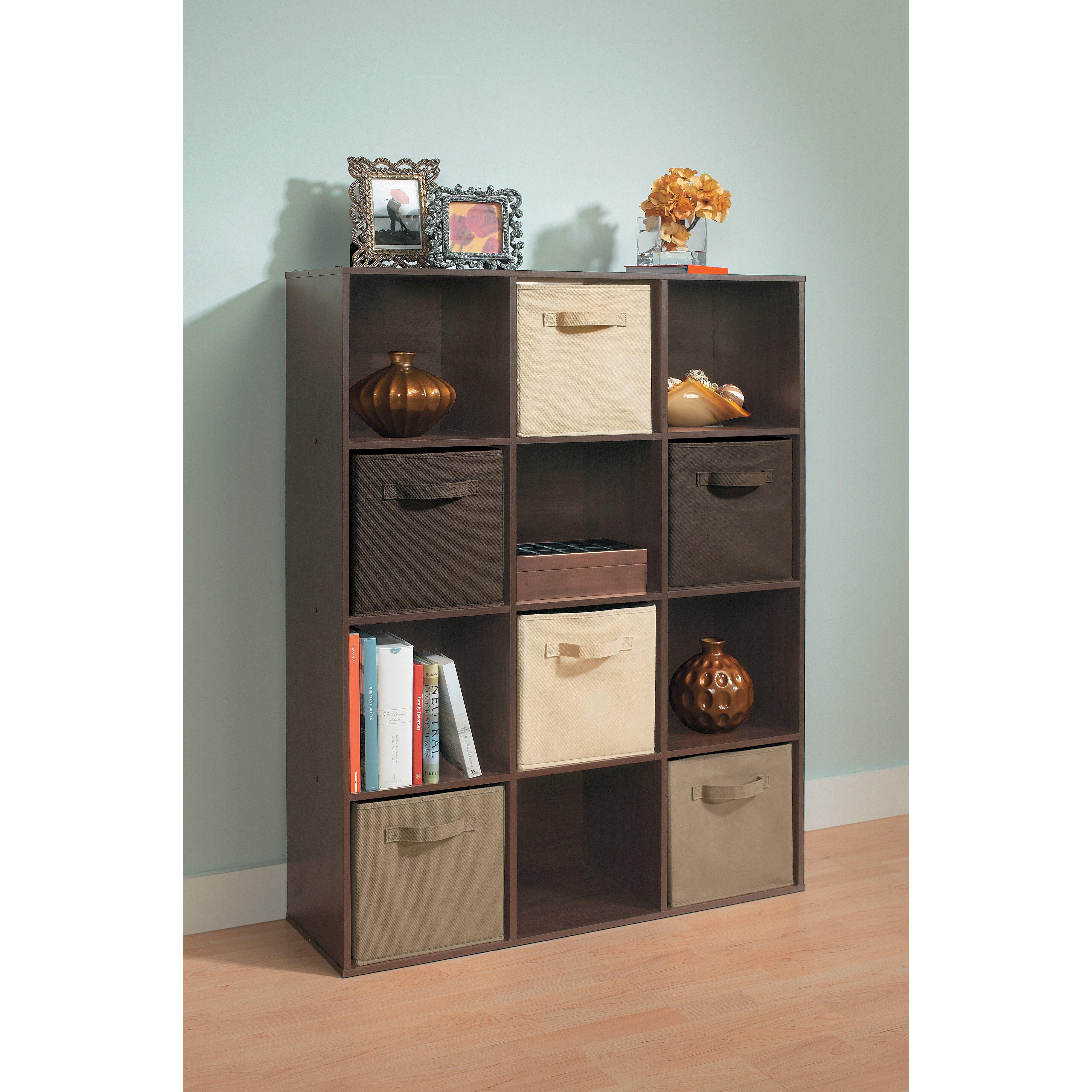 "ClosetMaid Cubeicals 35"" Cube Unit Bookcase & Reviews ..."