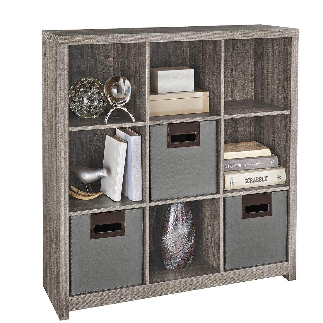 closetmaid decorative storage contemporary 39 cube unit. Black Bedroom Furniture Sets. Home Design Ideas