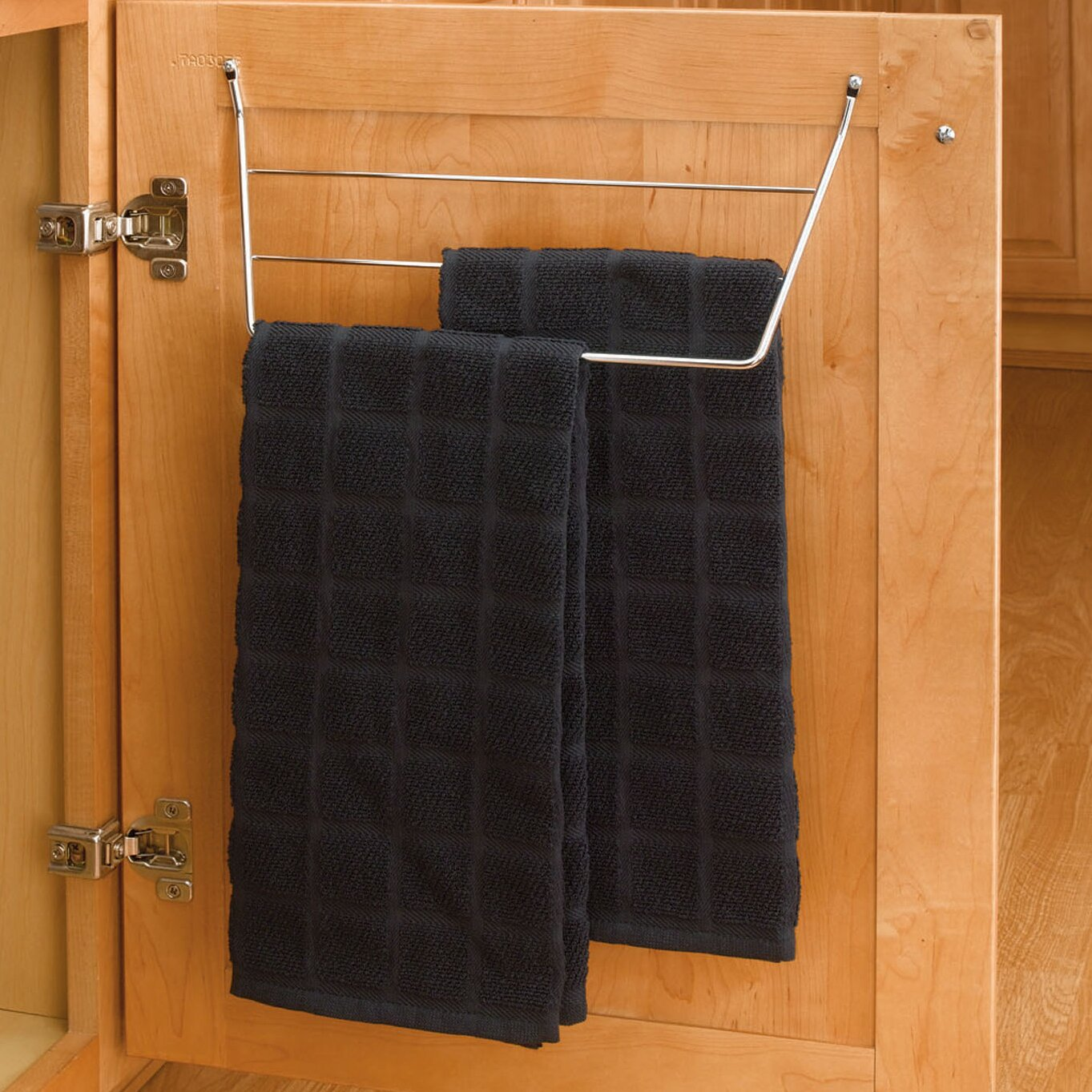 Over The Door Towel Rack Bathroom: Rev-A-Shelf Over-the-Door Towel Rack & Reviews