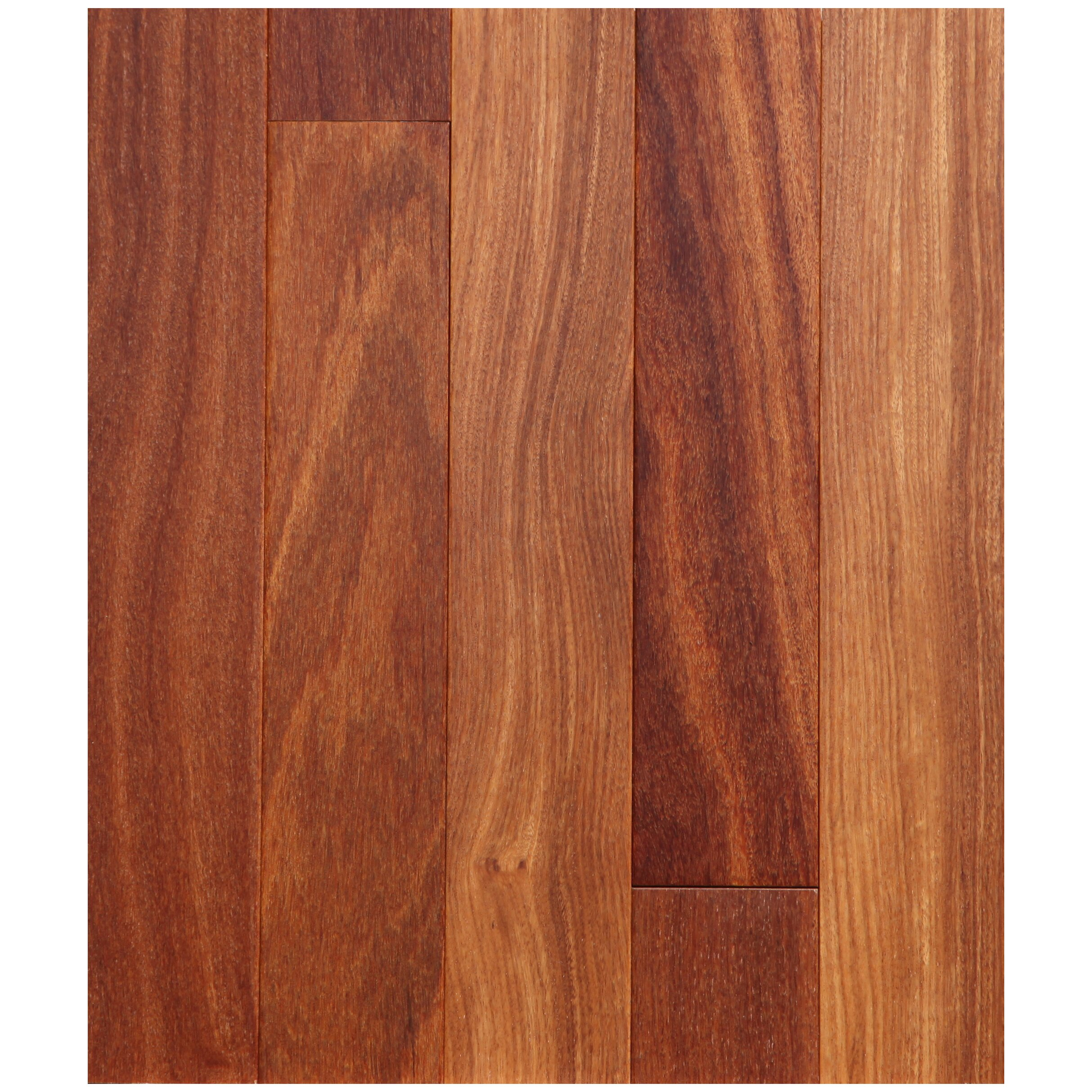 """Easoon Usa 5 Engineered Manchurian Walnut Hardwood: Easoon USA 5"""" Engineered Brazilian Teak Hardwood Flooring"""