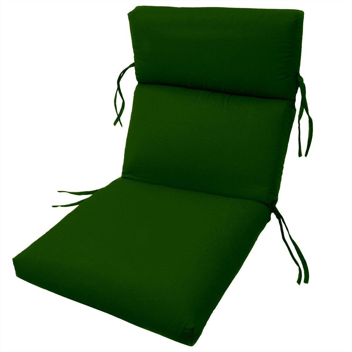 Patio lounge chair cushion - Comfort Classics Inc Lois Patio Lounge Chair Cushion