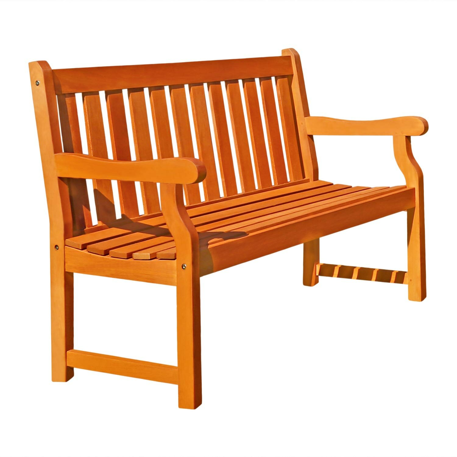 Vifah Marisol Garden Bench Reviews Wayfair