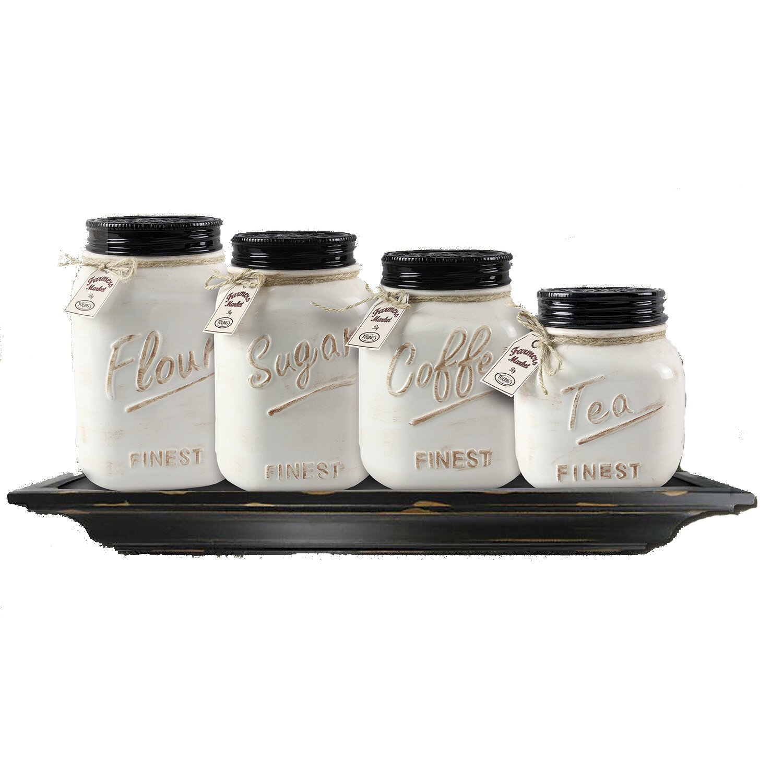 Retro Kitchen Storage Jars Canisters Jars Joss Main