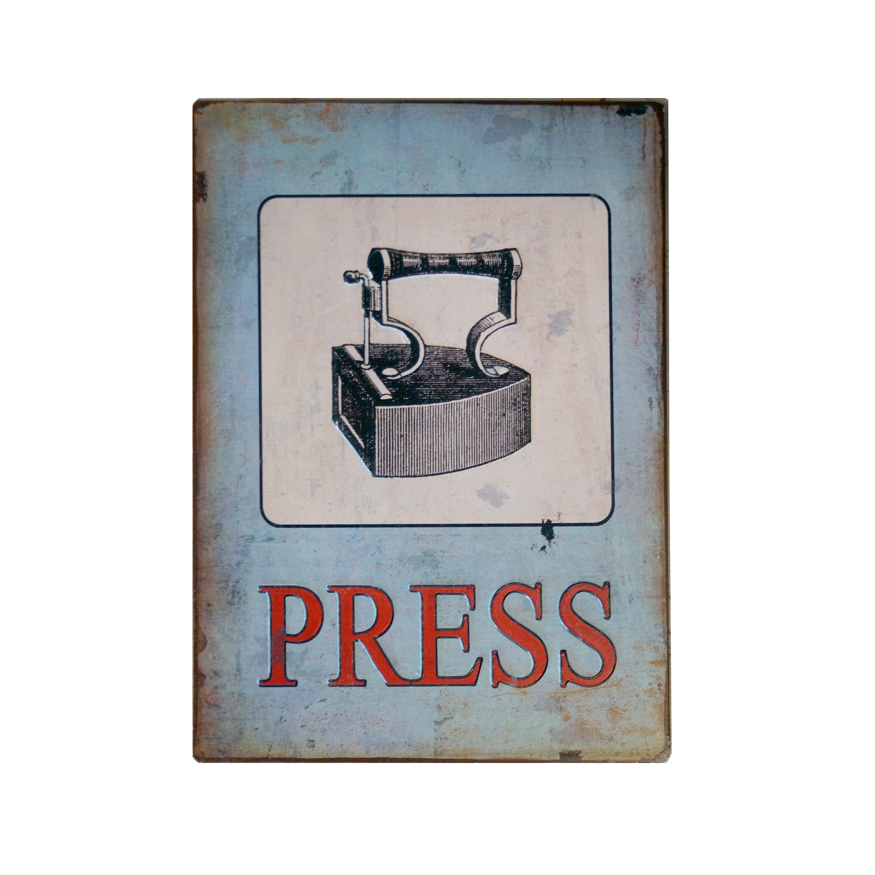 Laundry Decor American Mercantile Metal Laundry Sign Press Wall Decor