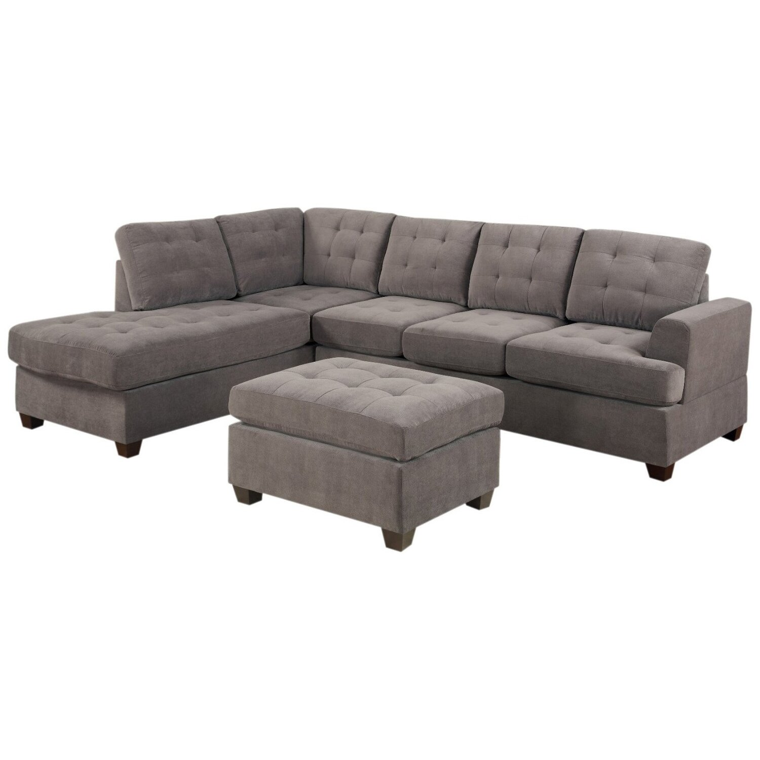 Red Barrel Studio Old Rock Reversible Chaise Sectional  : Red Barrel Studio25C225AE Old Rock Reversible Chaise Sectional from www.wayfair.ca size 1500 x 1500 jpeg 180kB