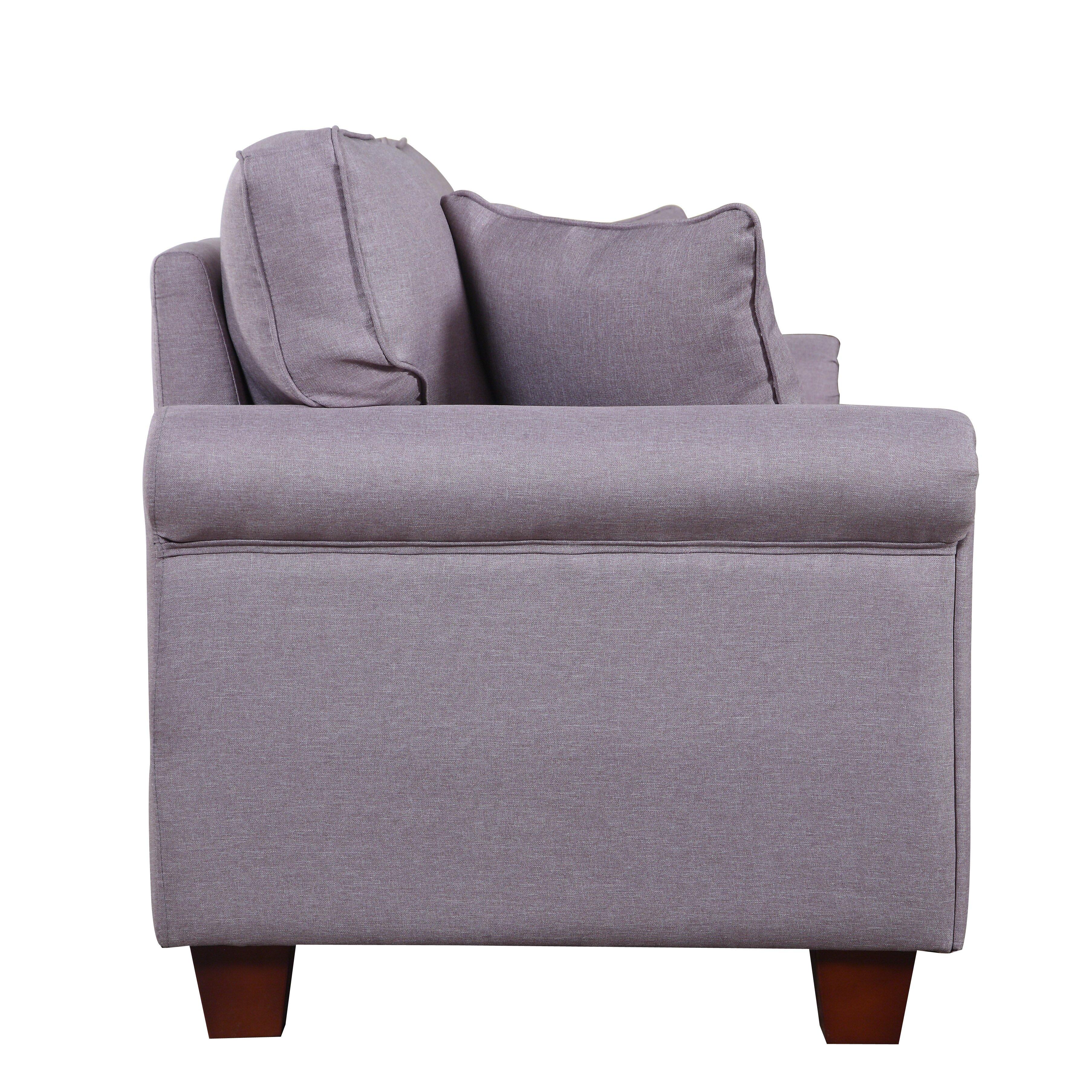 Linen Fabric Sofa Reviews